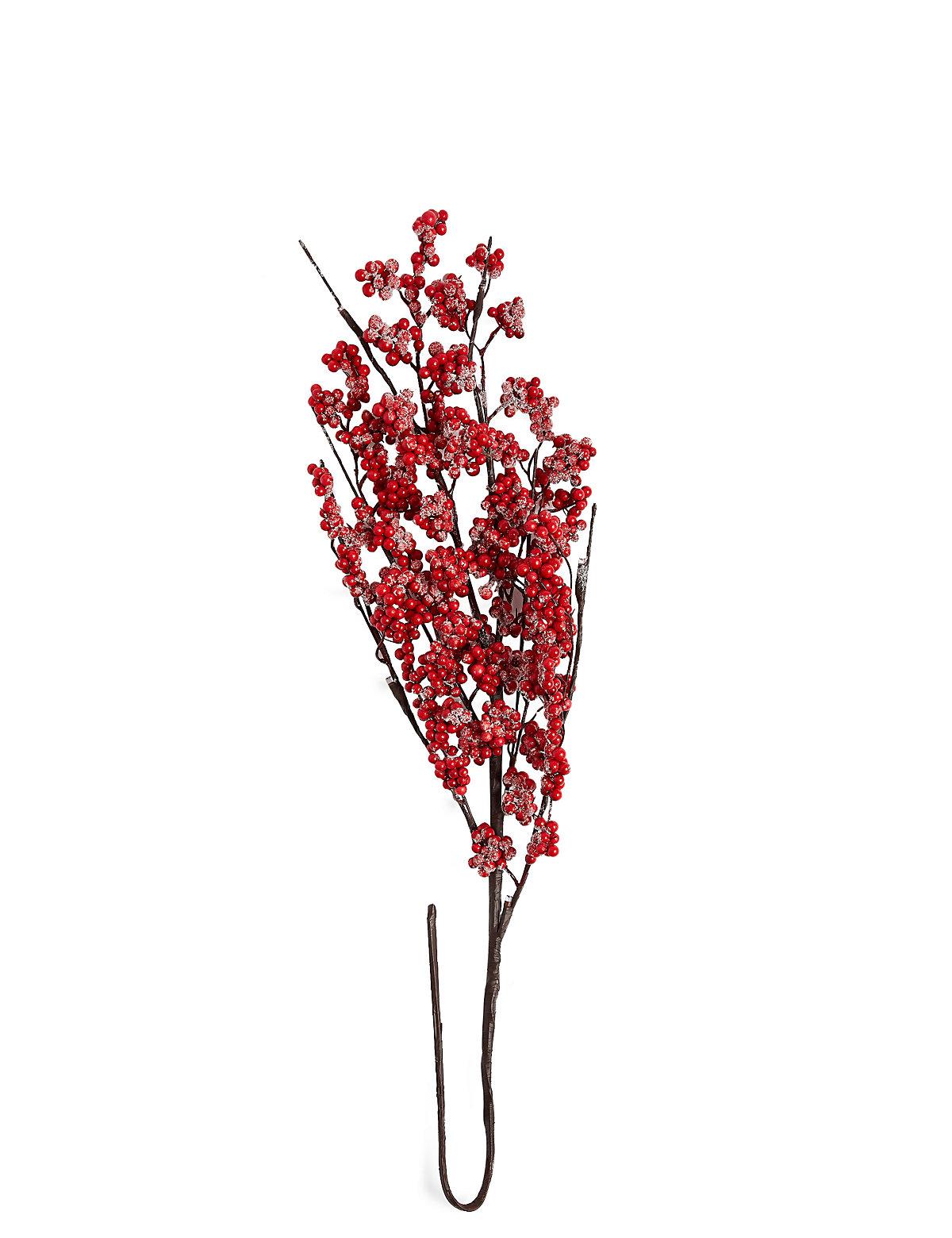 Winterberry Lit Twig