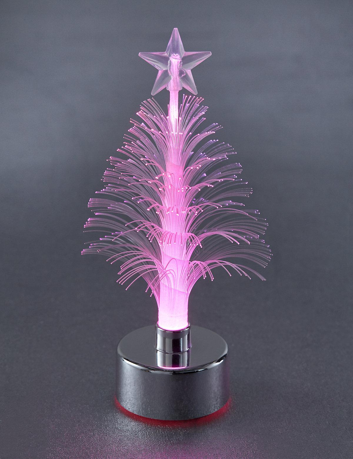 LED Fibre Optic Tree