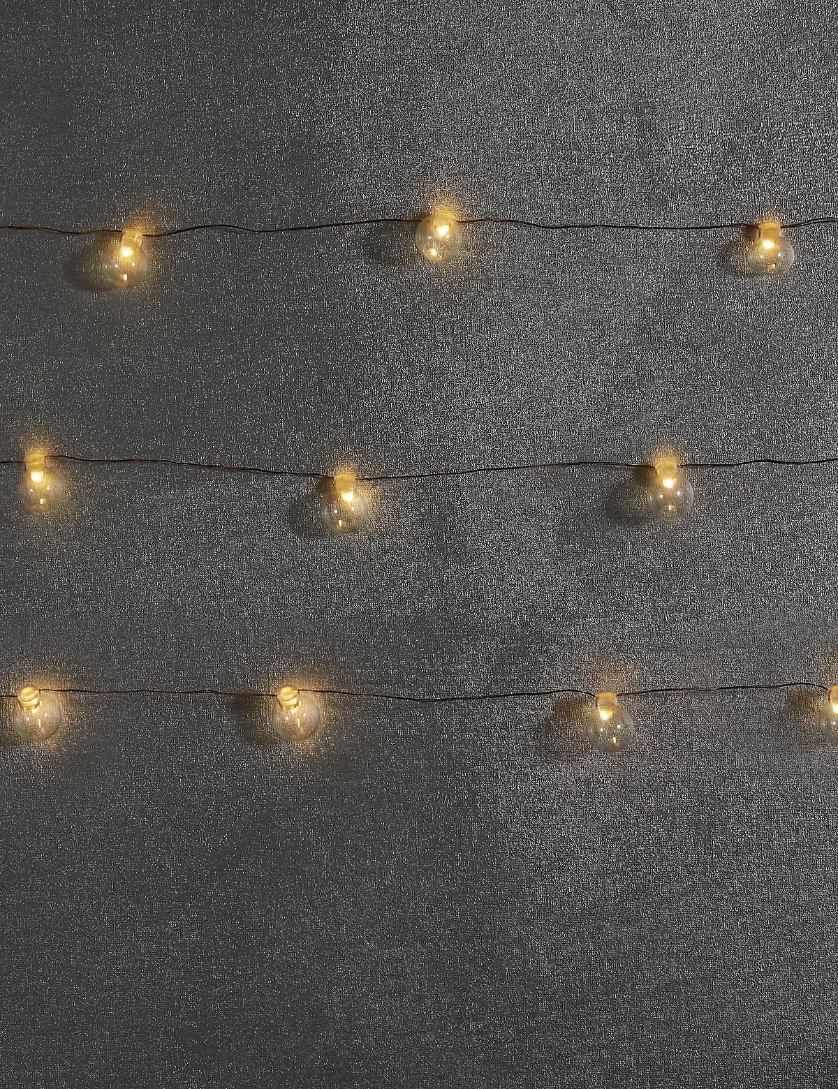 12 LED Mini Festoon Lights