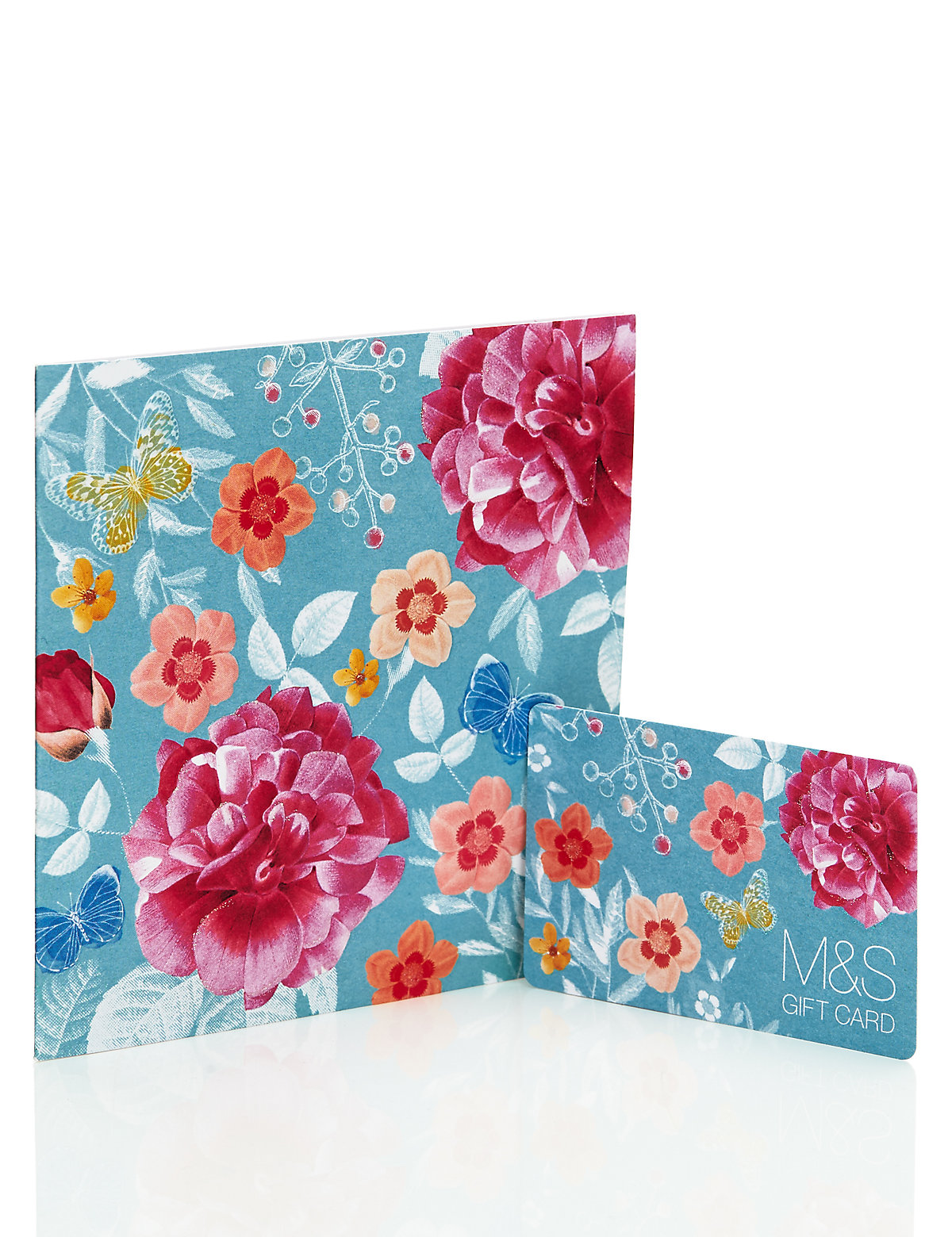 Textured Floral Gift Card £1500