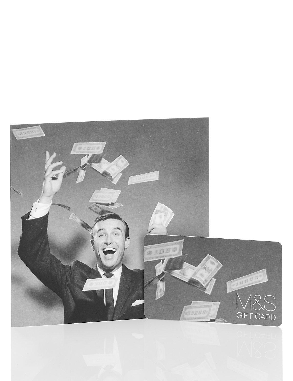 Money Man Gift Card £1000