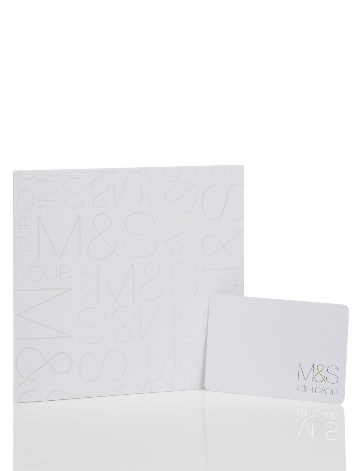 M&S Logo Gift Card