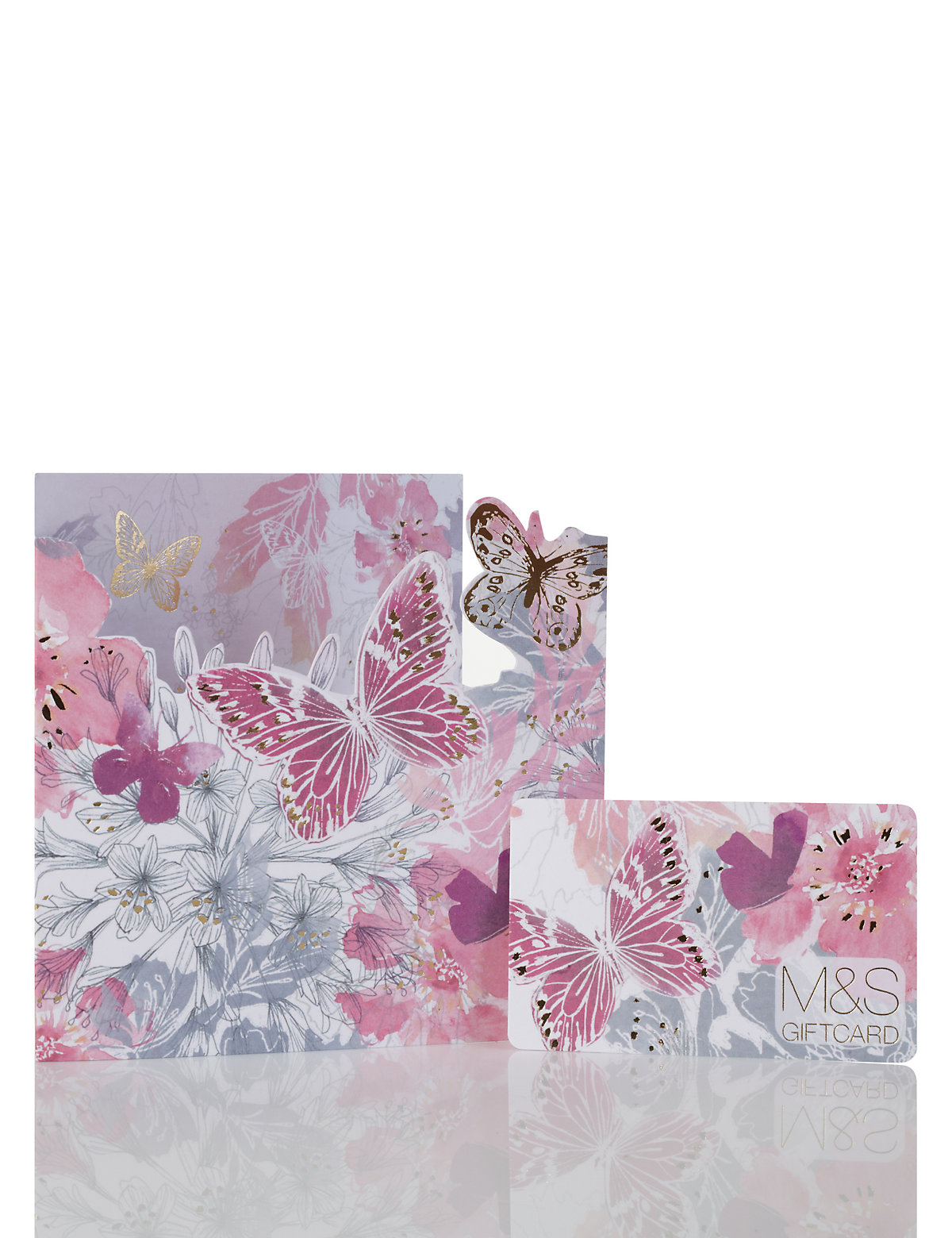 Butterfly Gift Card £1500