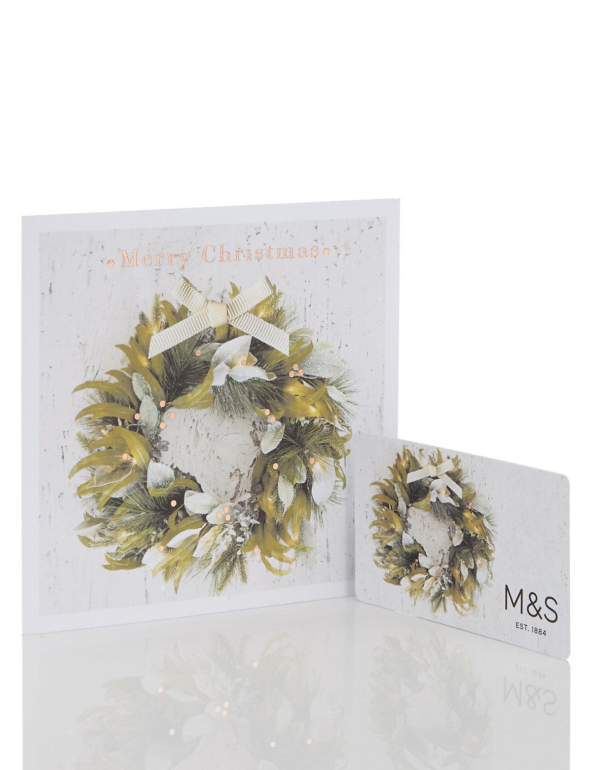 Wreath Gift Card £1000