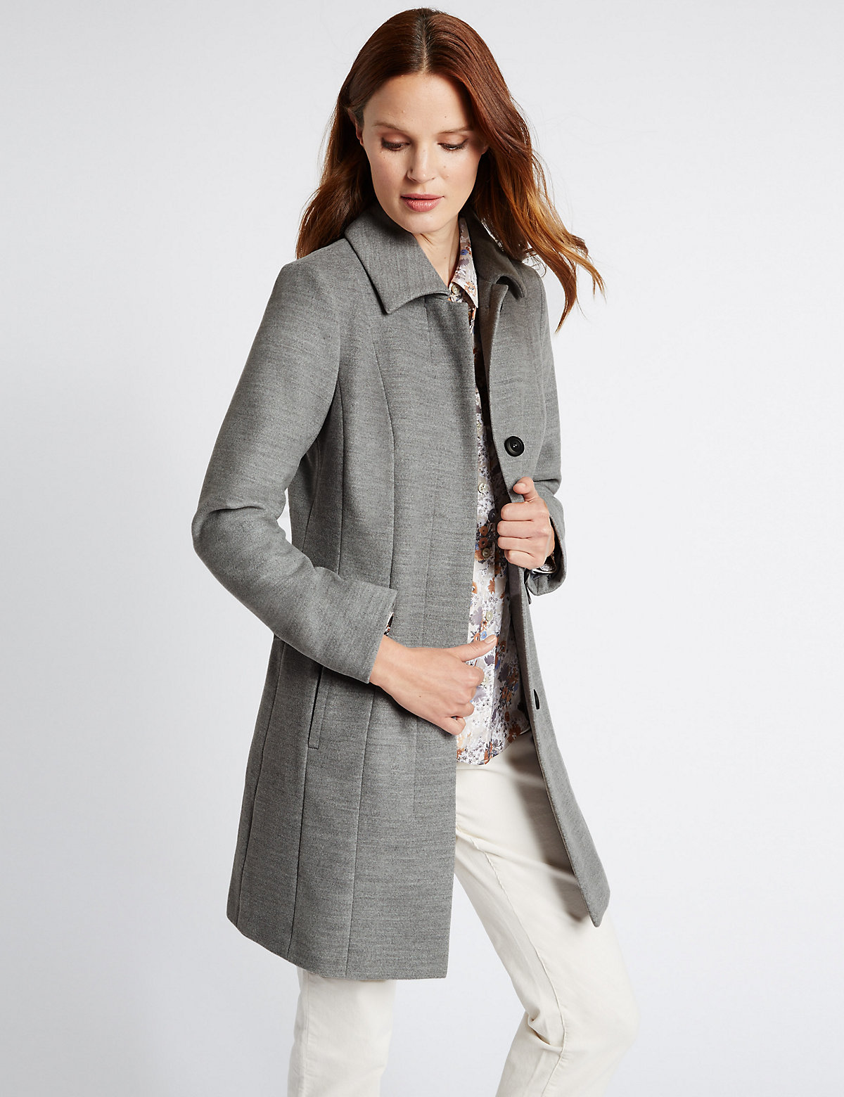 Classic 2 Pocket Coat