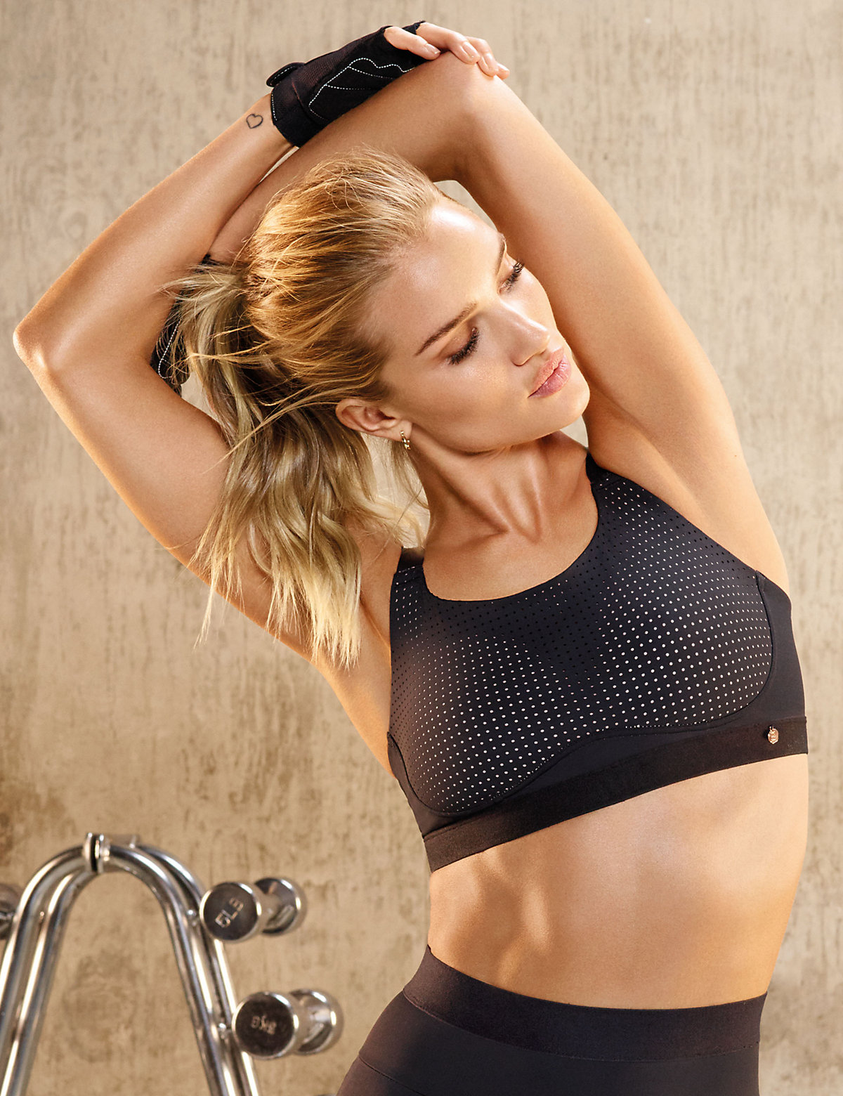 Rosie for Autograph Active High Impact Bra