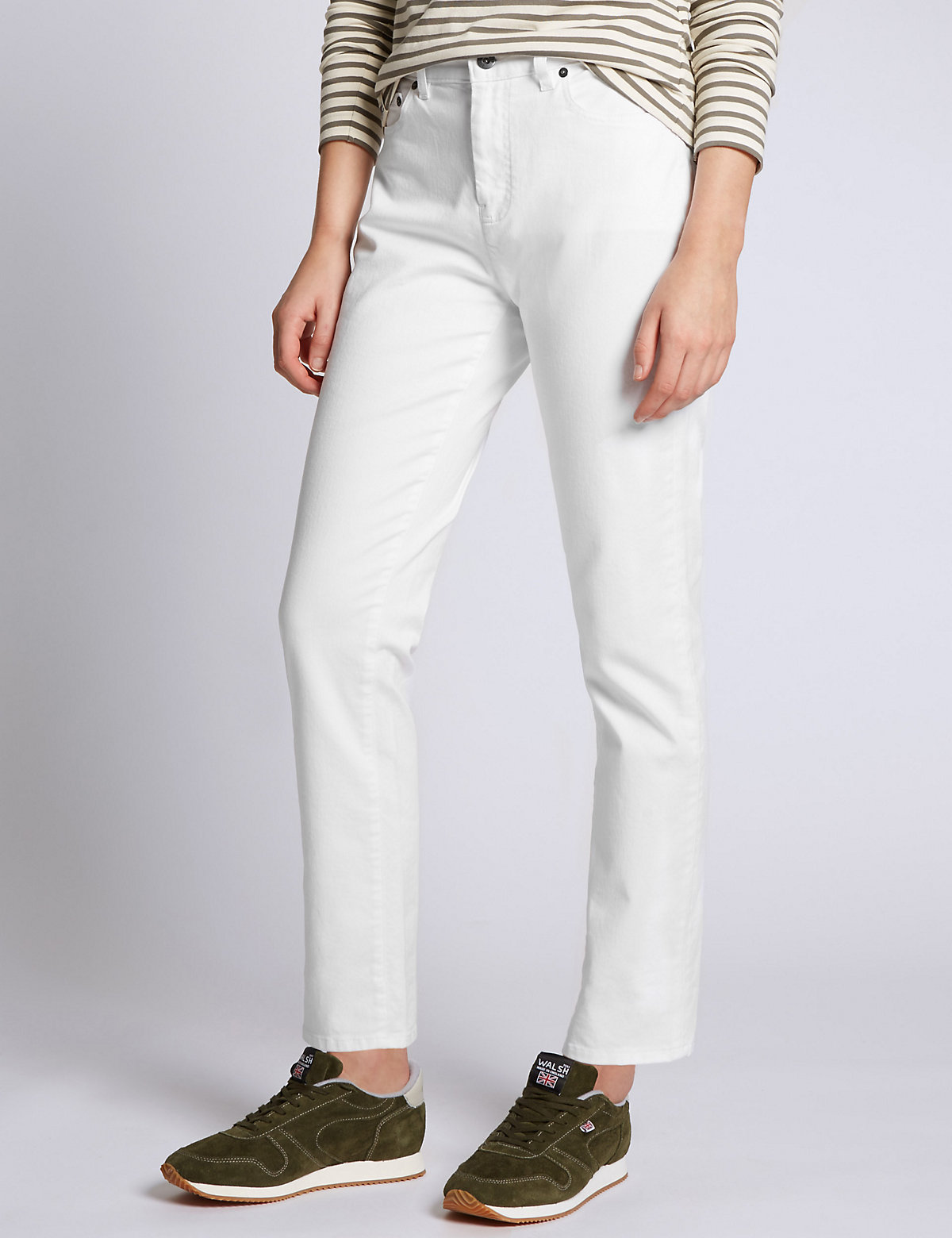 Best of British for M&S Collection Straight Leg Jeans