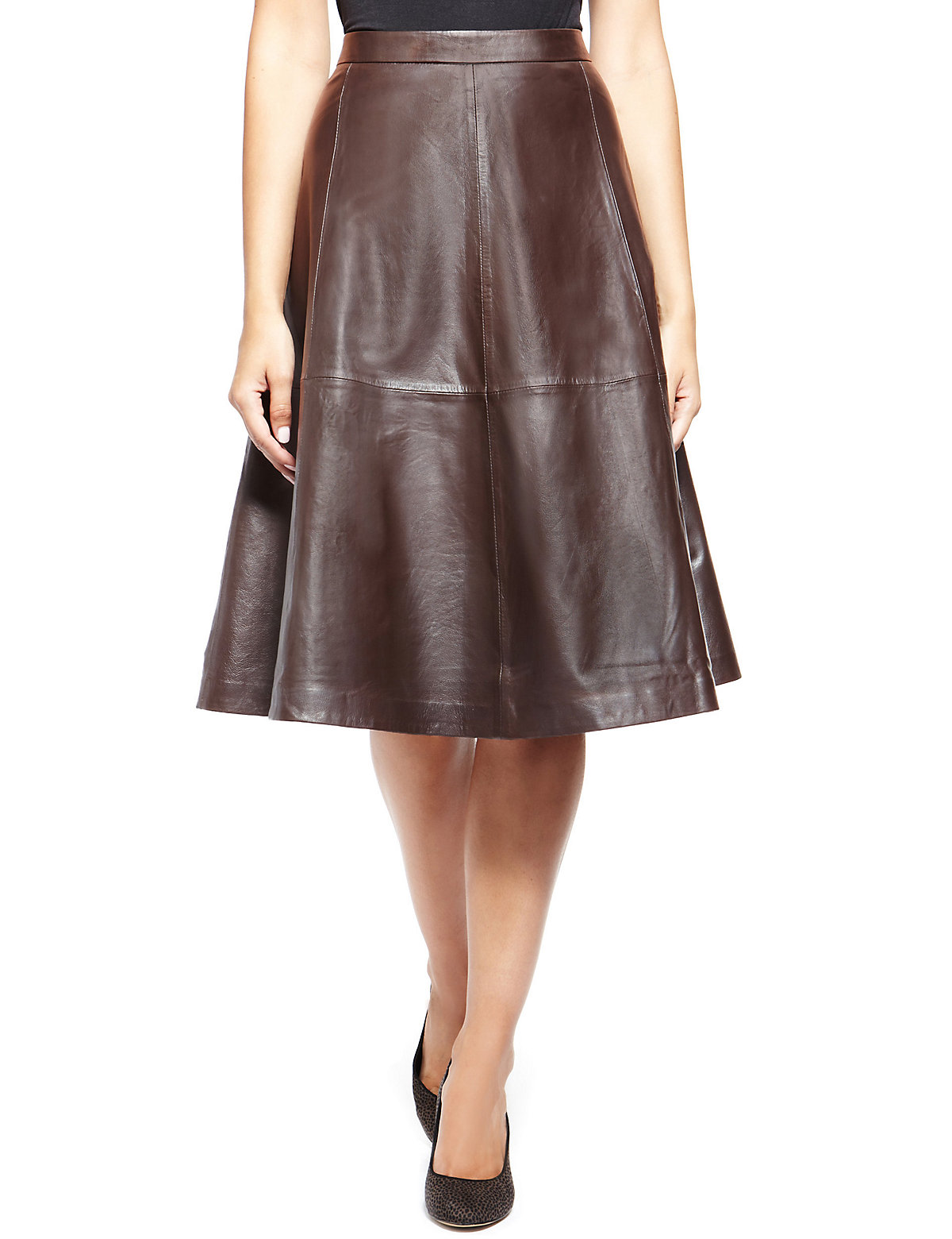 leather a line skirt shop for cheap products and save