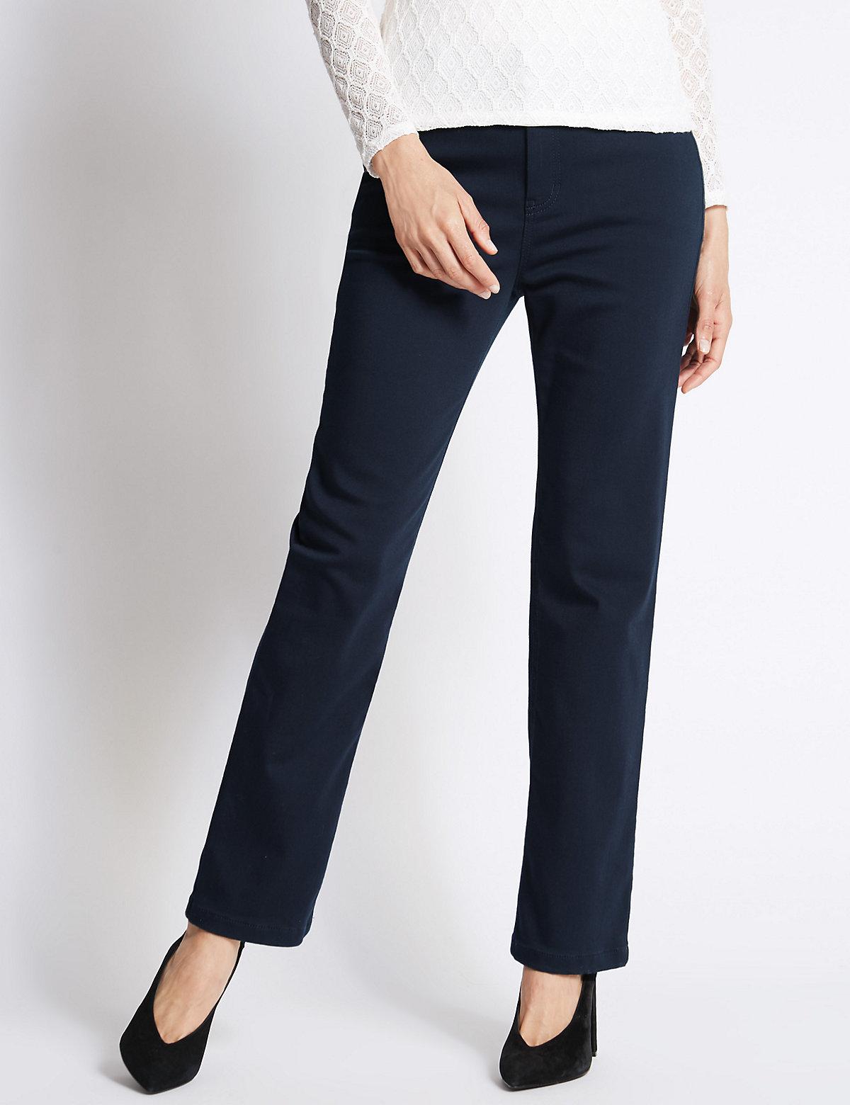 Per Una Straight Leg Trousers