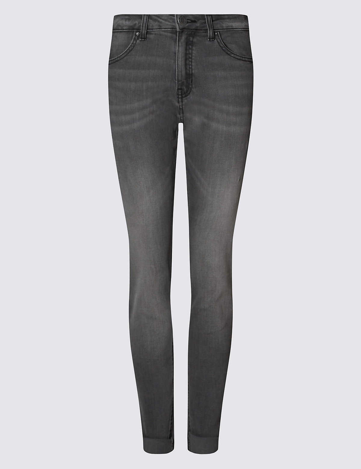 M&s Collection Plus Relaxed Skinny Jeans