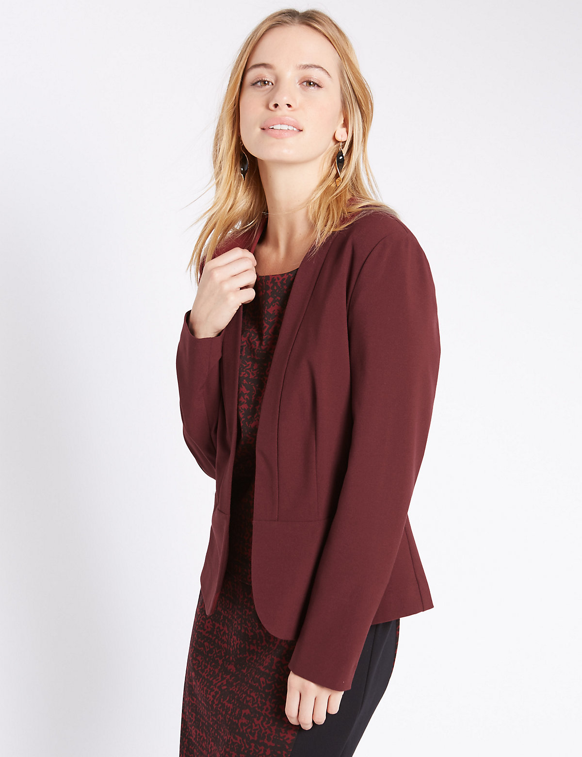 M&S Collection PETITE Long Sleeve Jackets