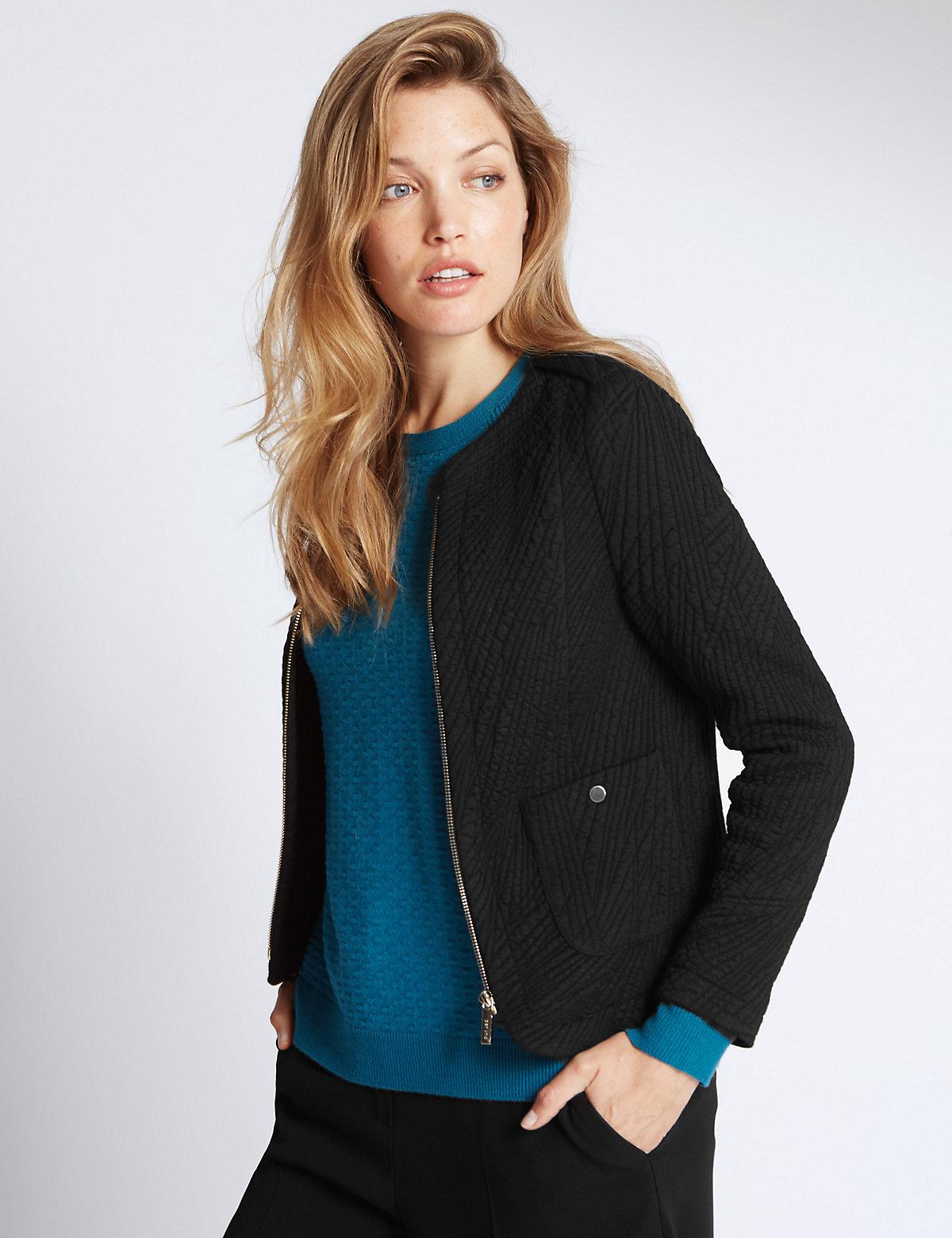 Per Una Textured Jacket