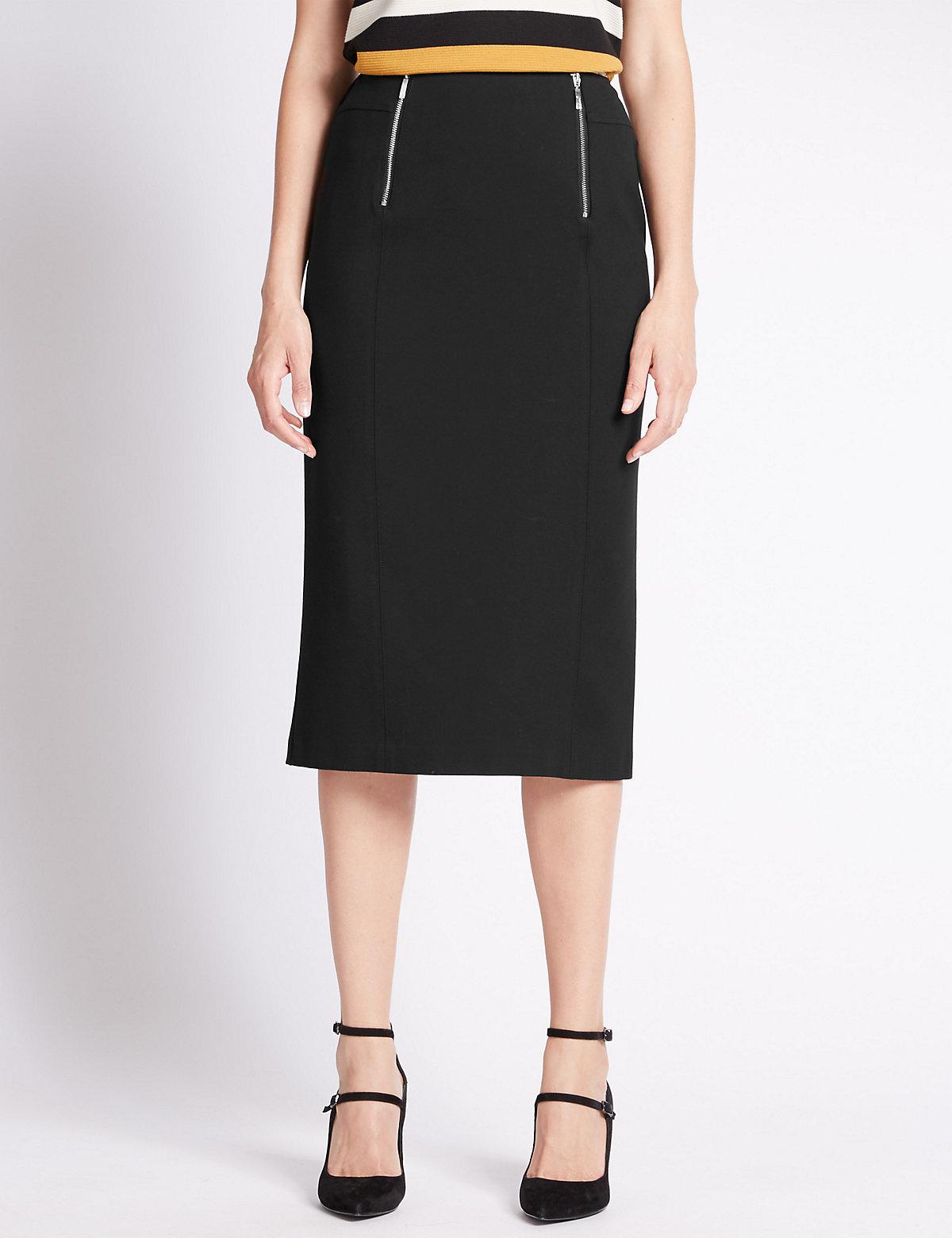 Per Una Ponte Pencil Skirt