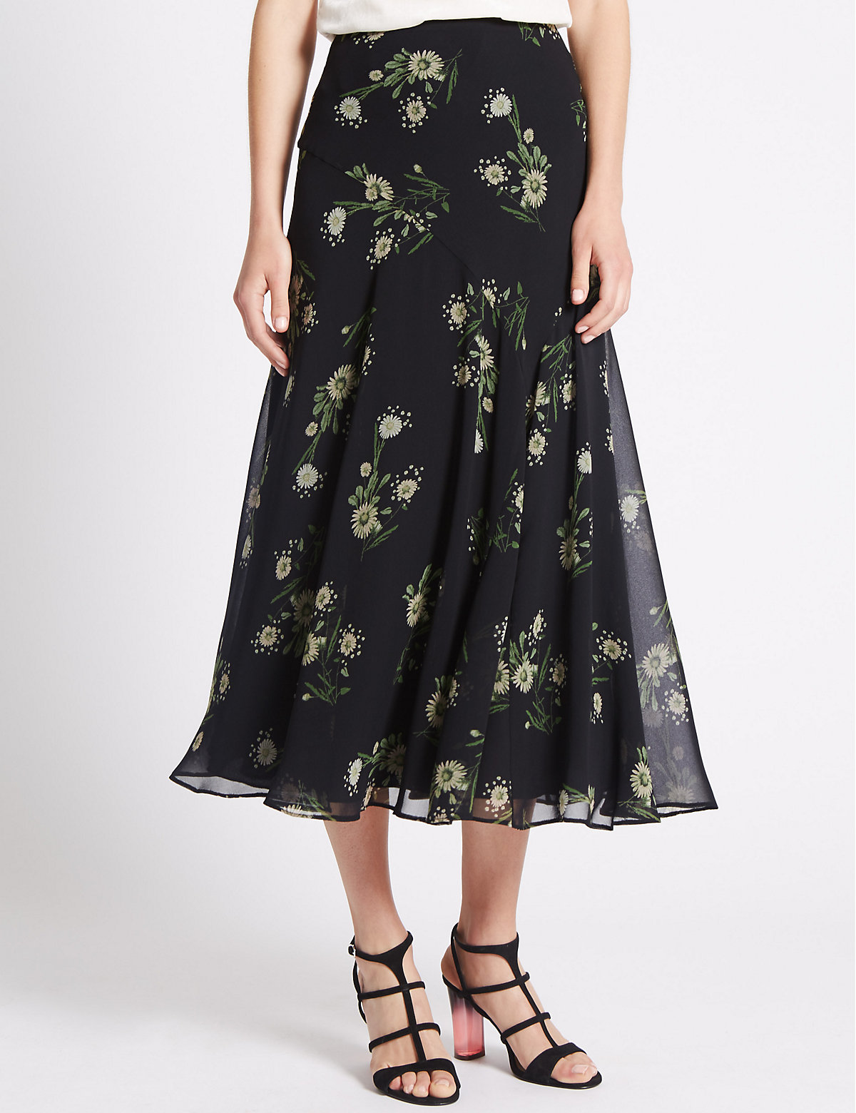 Per Una A-line Skirt
