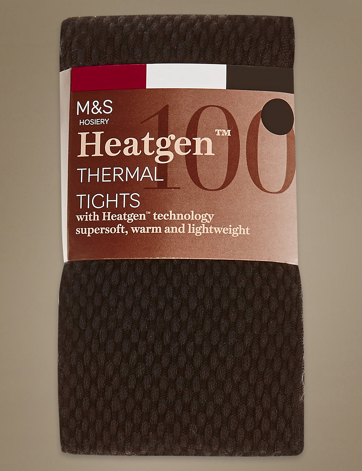 M&S Collection 140 Denier Heatgen Opaque Tights