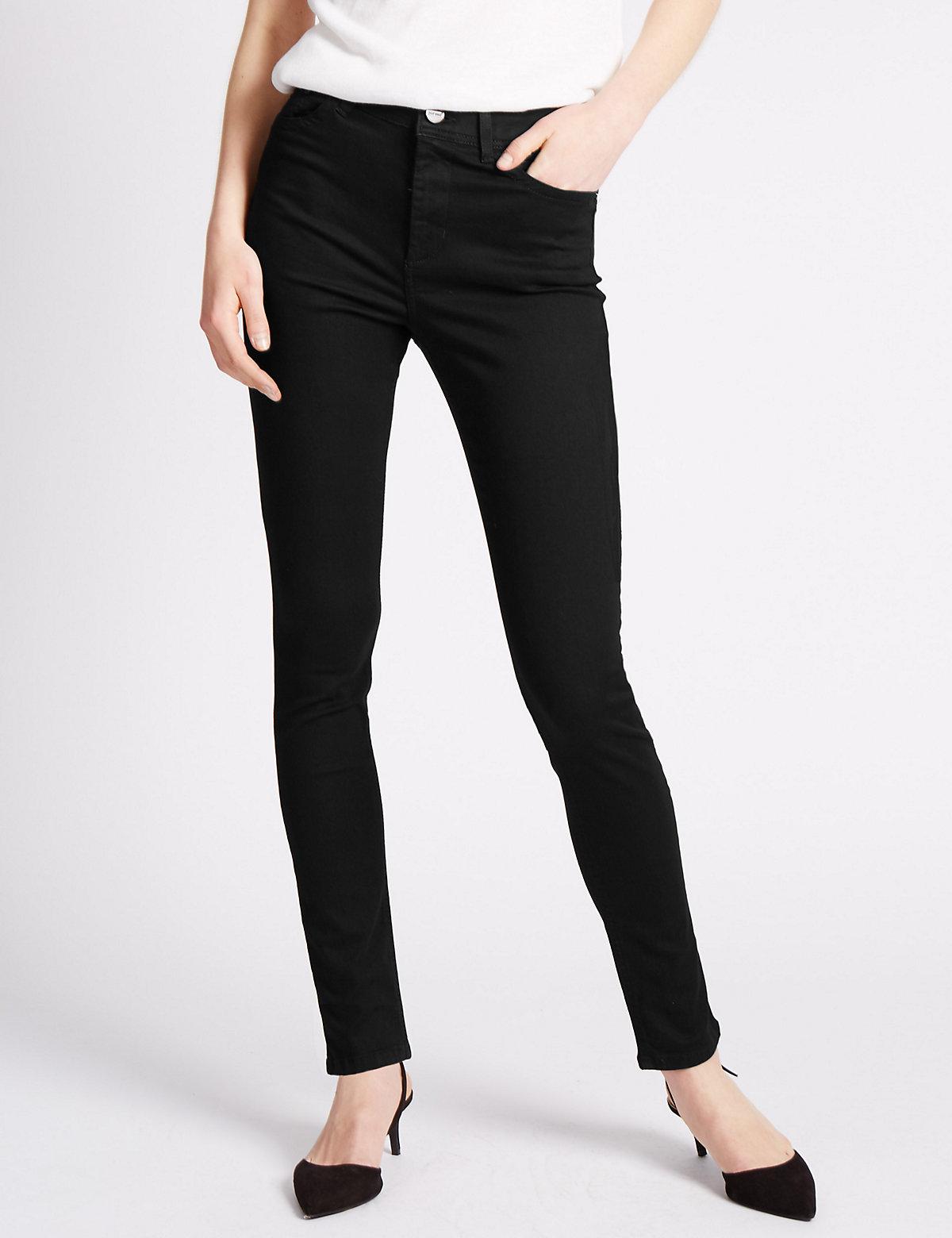 Per Una Roma Rise Super Skinny Jeans