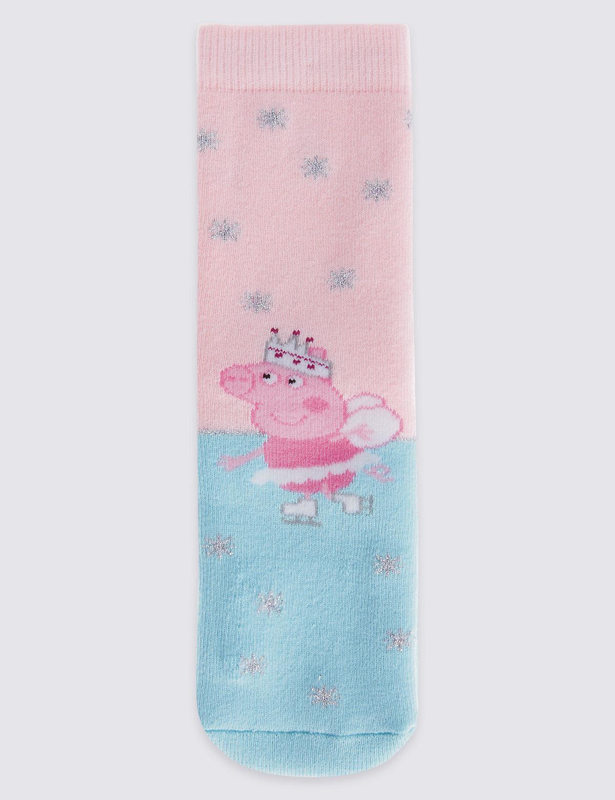 Peppa Pig Freshfeet Socks