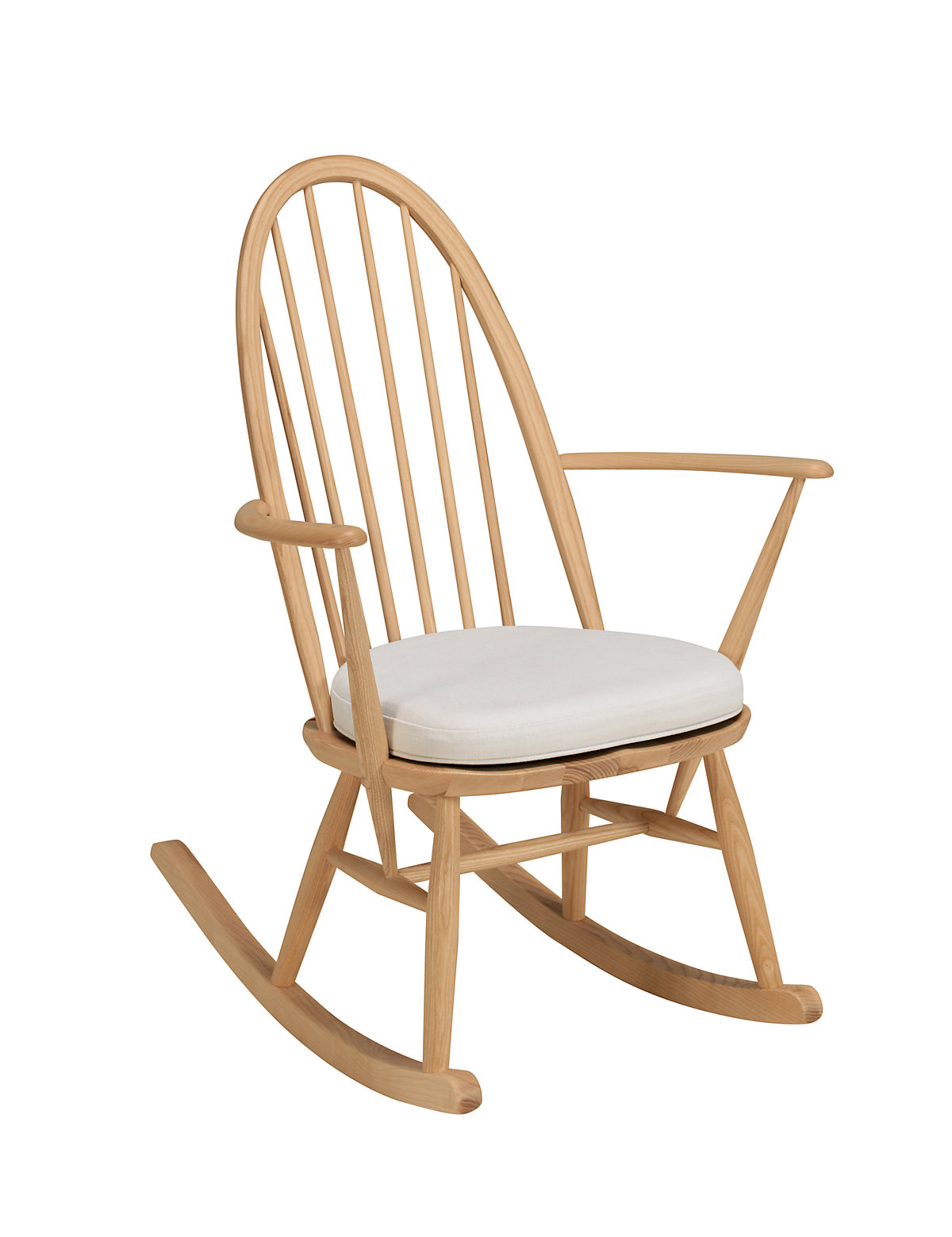 hamble rocking chair a collaboration between m s and british furniture ...