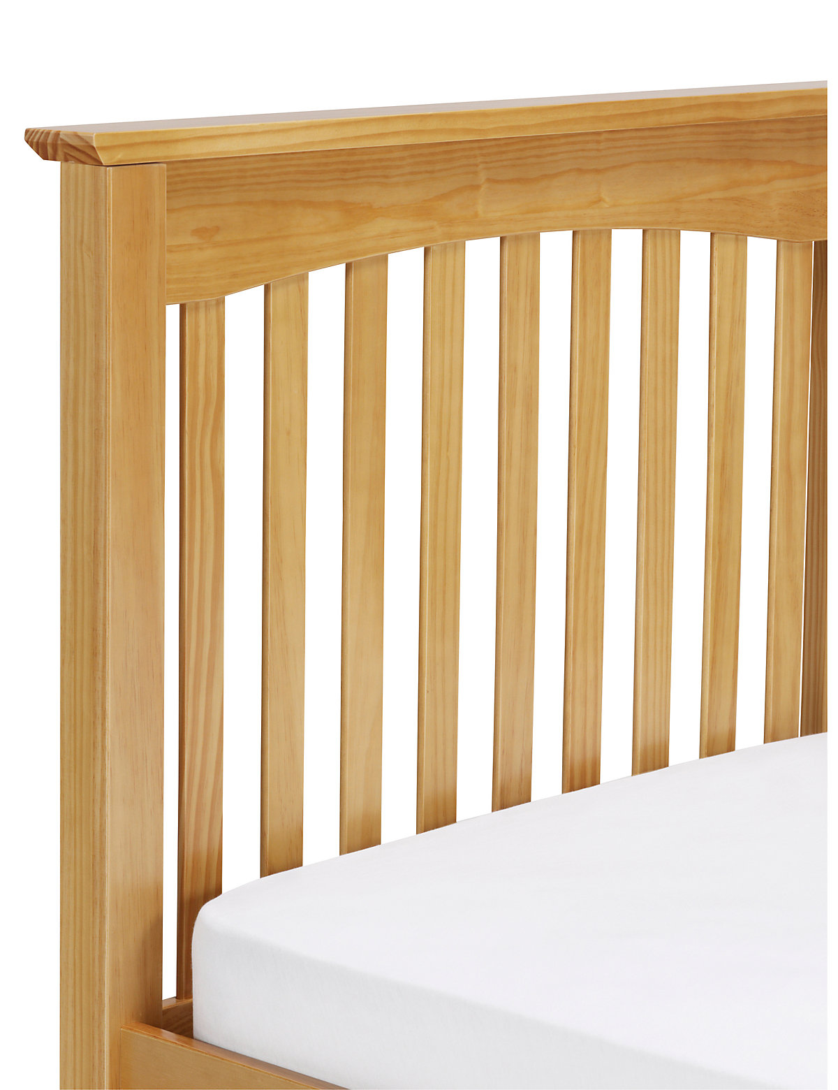 Hastings Natural Pine Childrens Guest Bed