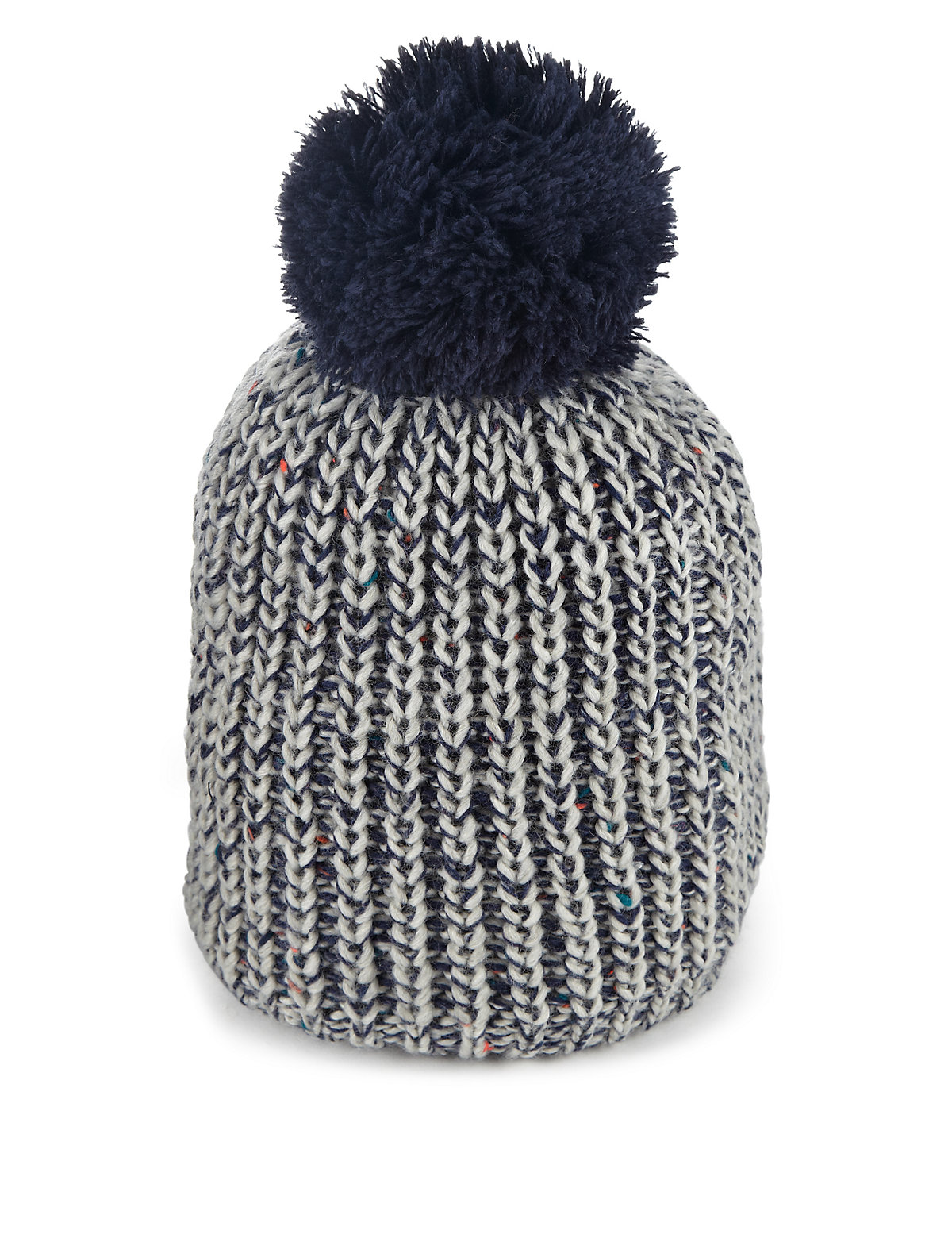 Bobble Hat with Wool (Older Boys)
