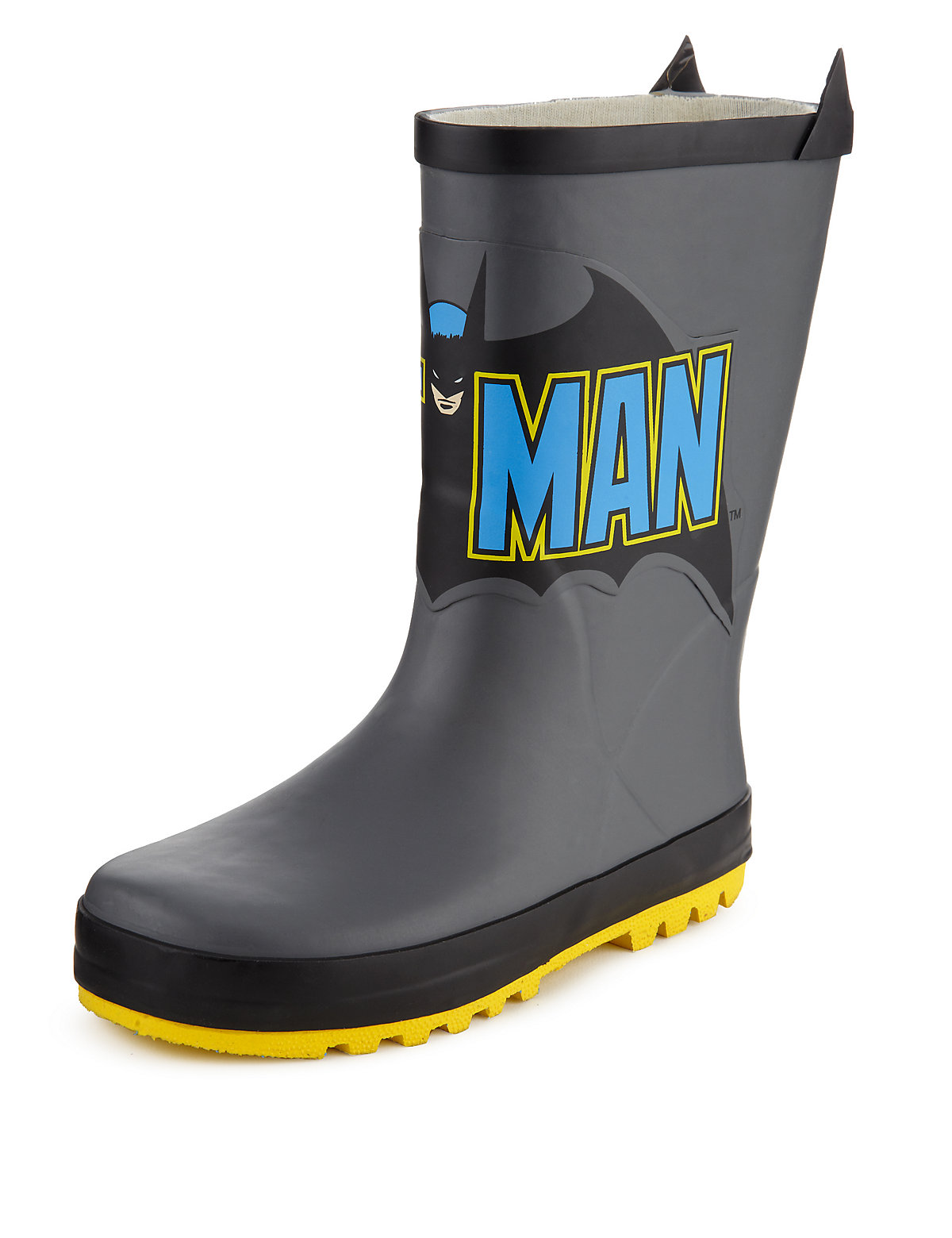 Batman Welly Boots (Younger Boys)