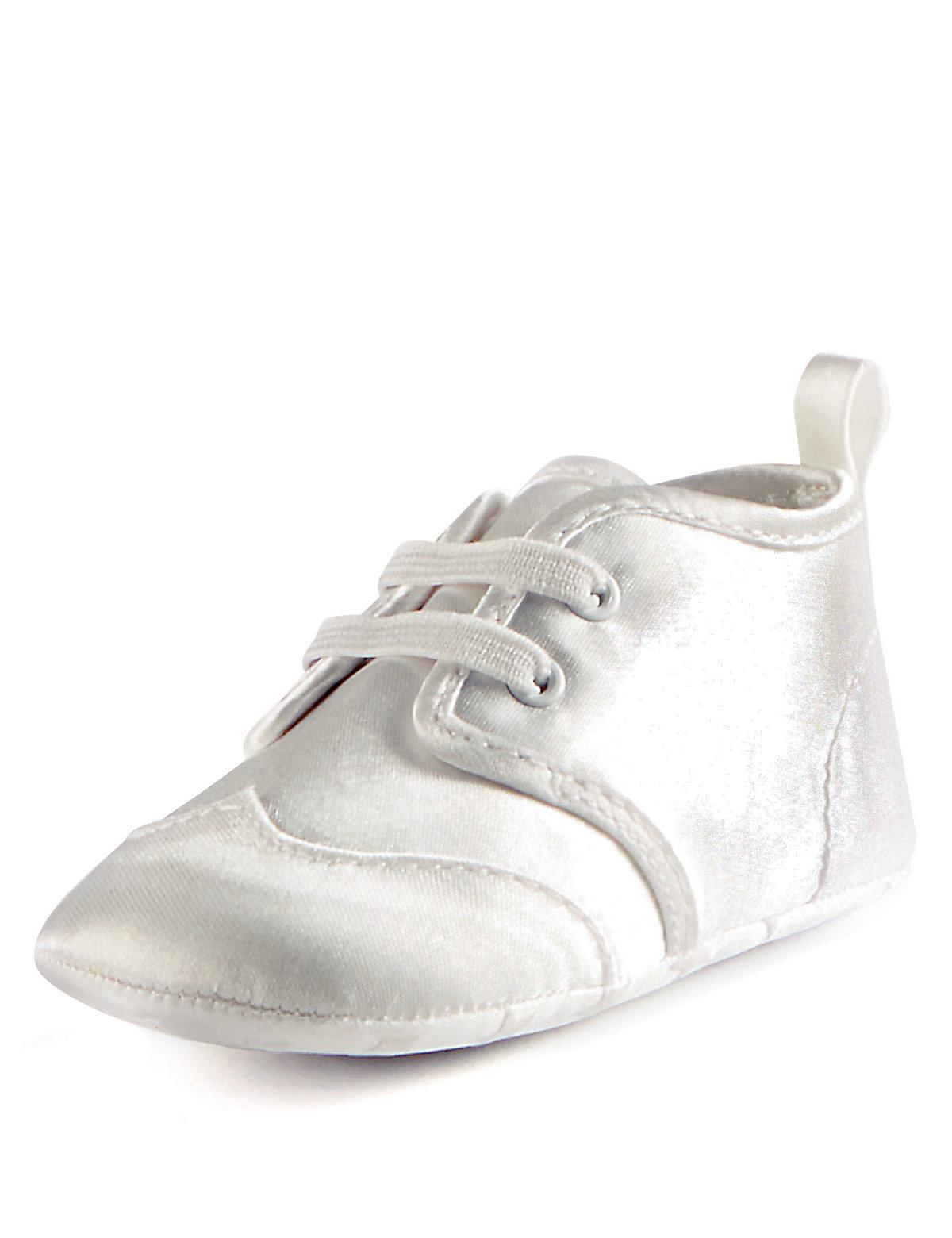 Baby Christening Pram Shoes