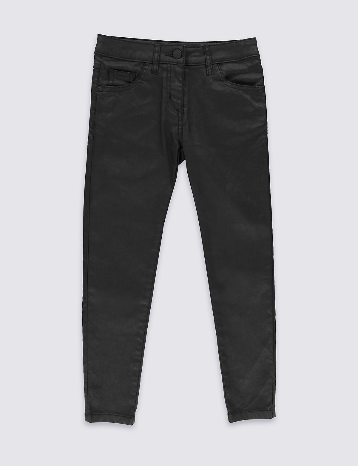 Skinny Jeans with Adjustable Waist (5-14 Years)