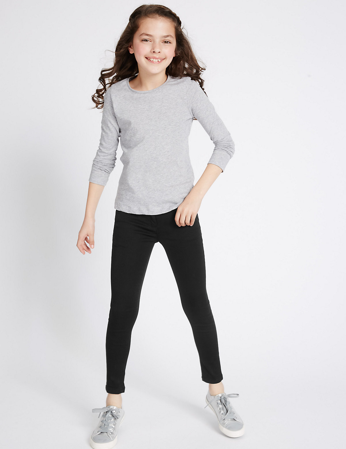 Super Skinny Leg Jeans (3-14 Years)