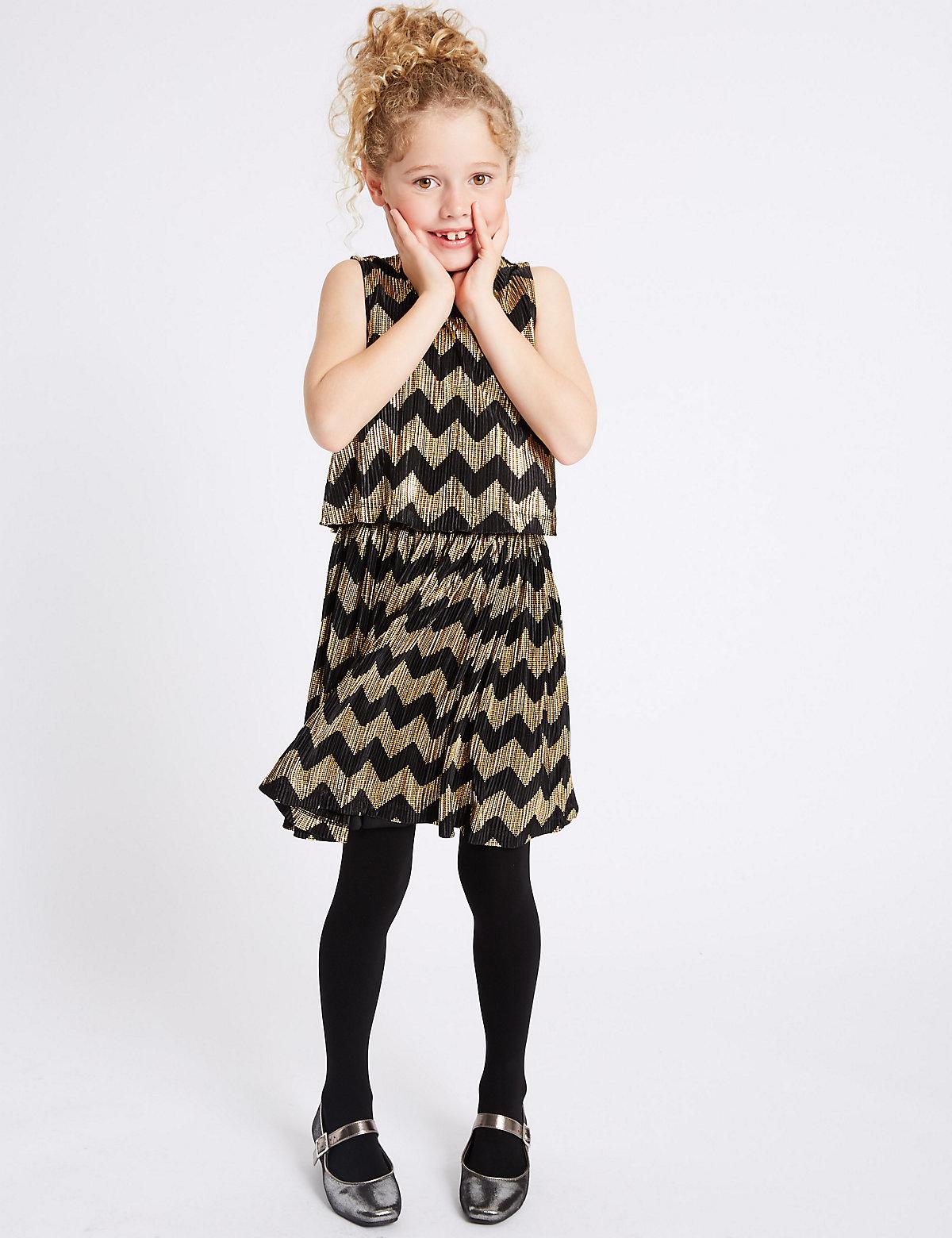 Sleeveless Dress (3-14 Years)