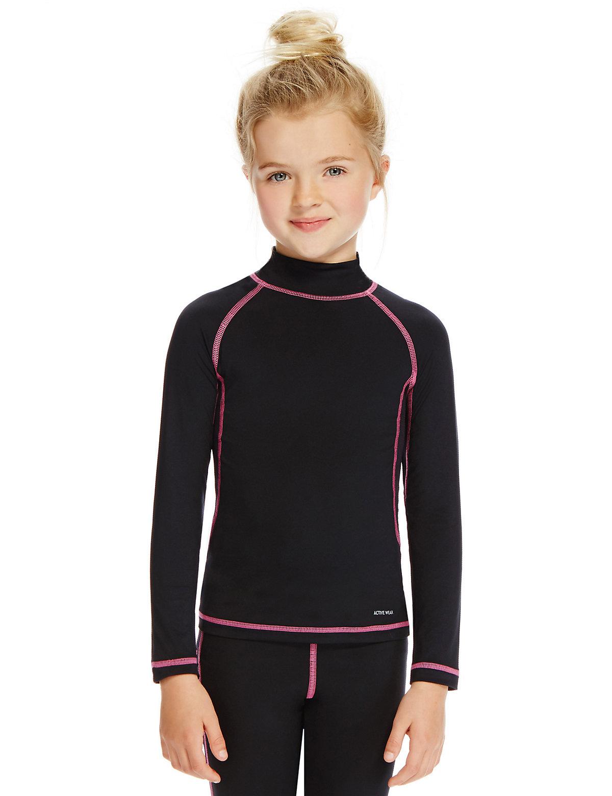 Girls Base Layer Long Sleeve TShirt