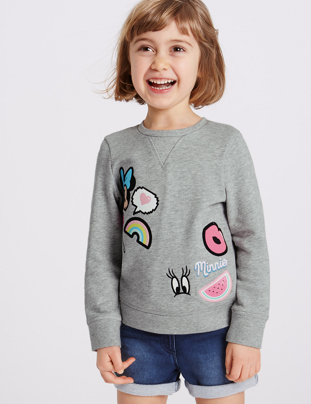 Minnie Mouse Sweatshirt (15 Years)