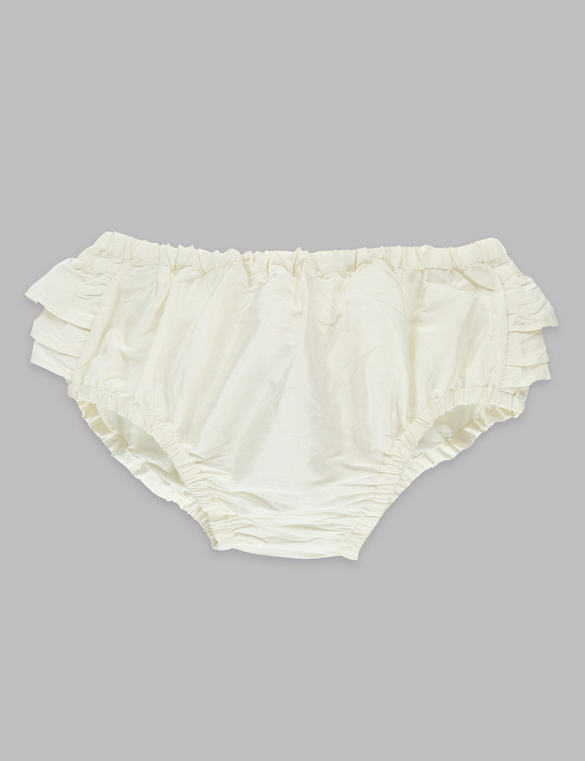 Autograph Christening Frill Knickers