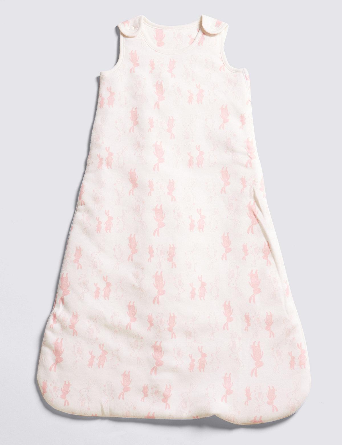 Girls' Rabbit 1.5 Tog Sleeping Bag