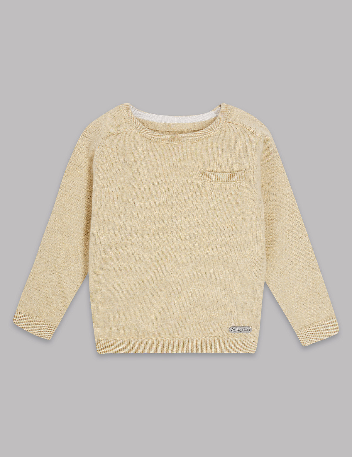 Autograph Cable Knit Jumper
