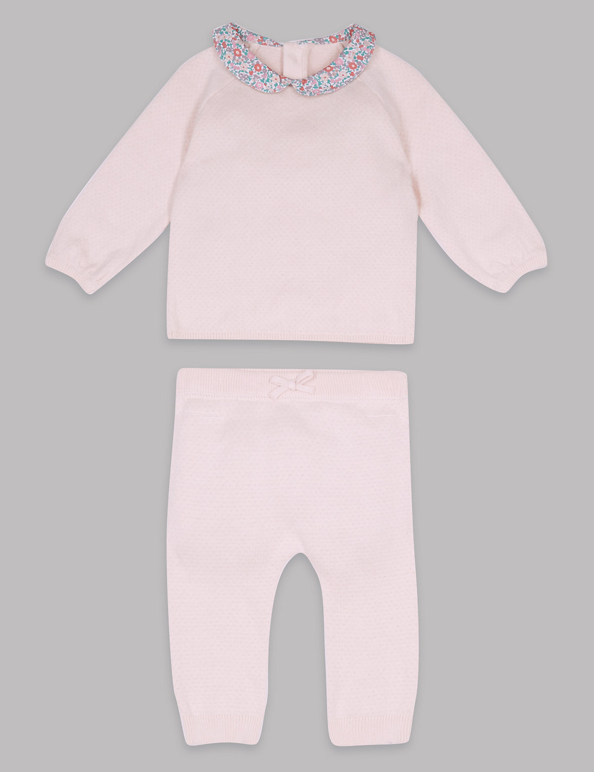 Autograph 2 Piece Knitted Top & Bottom Outfit