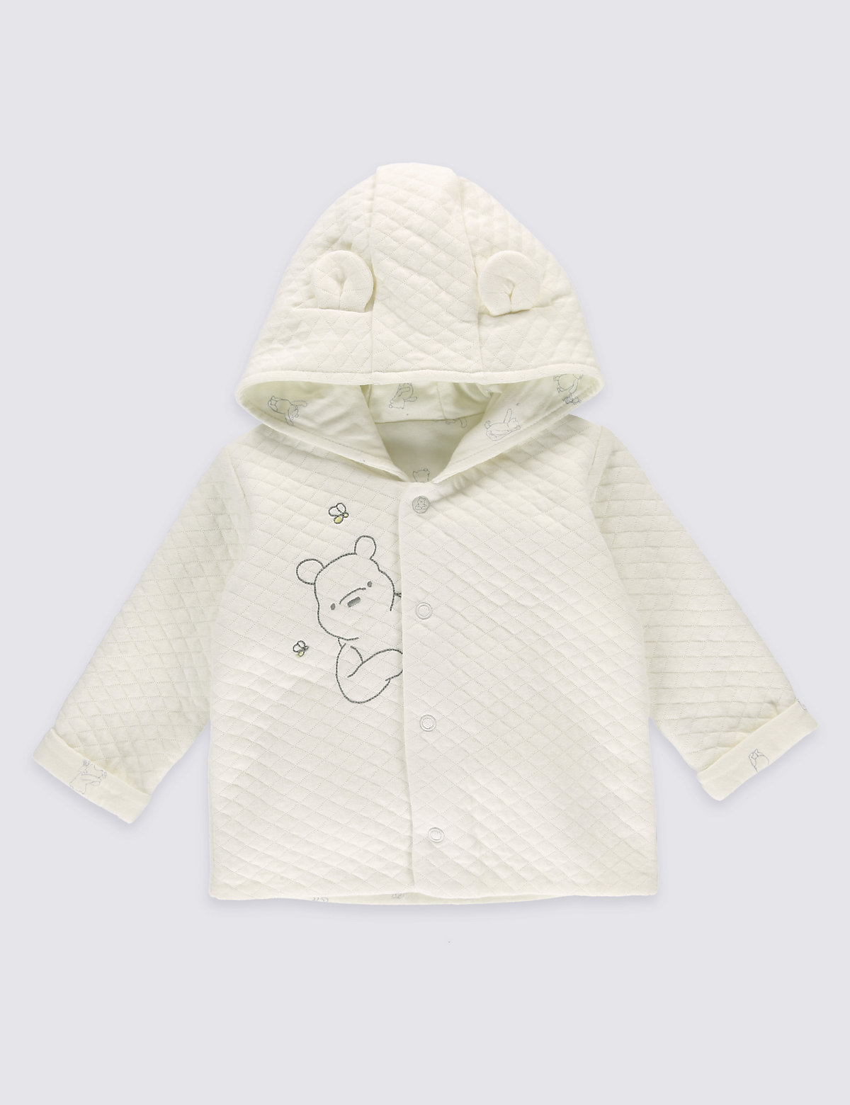 Winnie the Pooh Baby Quilted Jacket