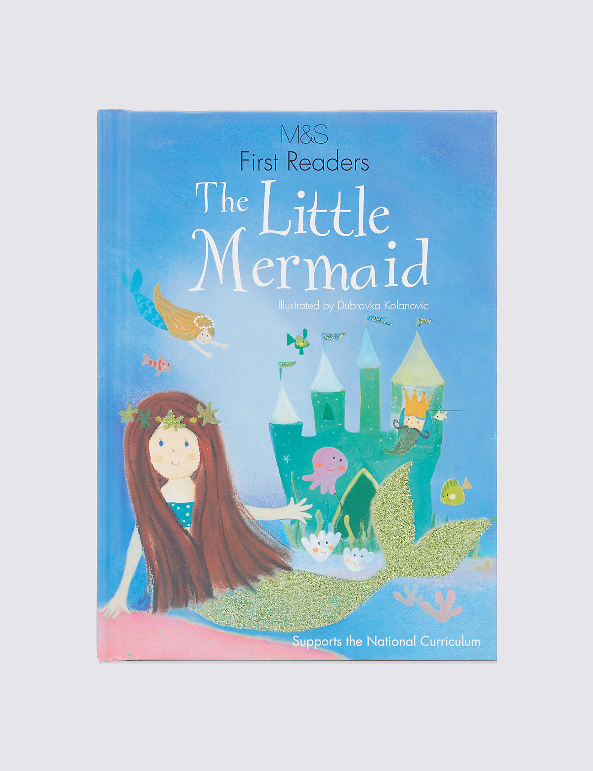First Readers The Little Mermaid Book
