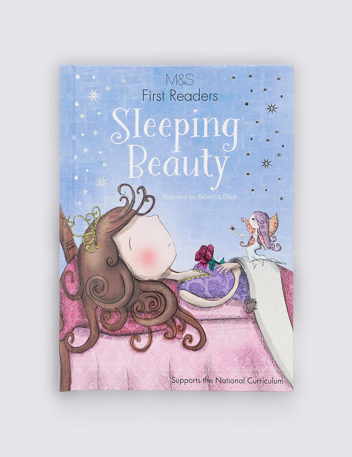 First Readers Sleeping Beauty Book