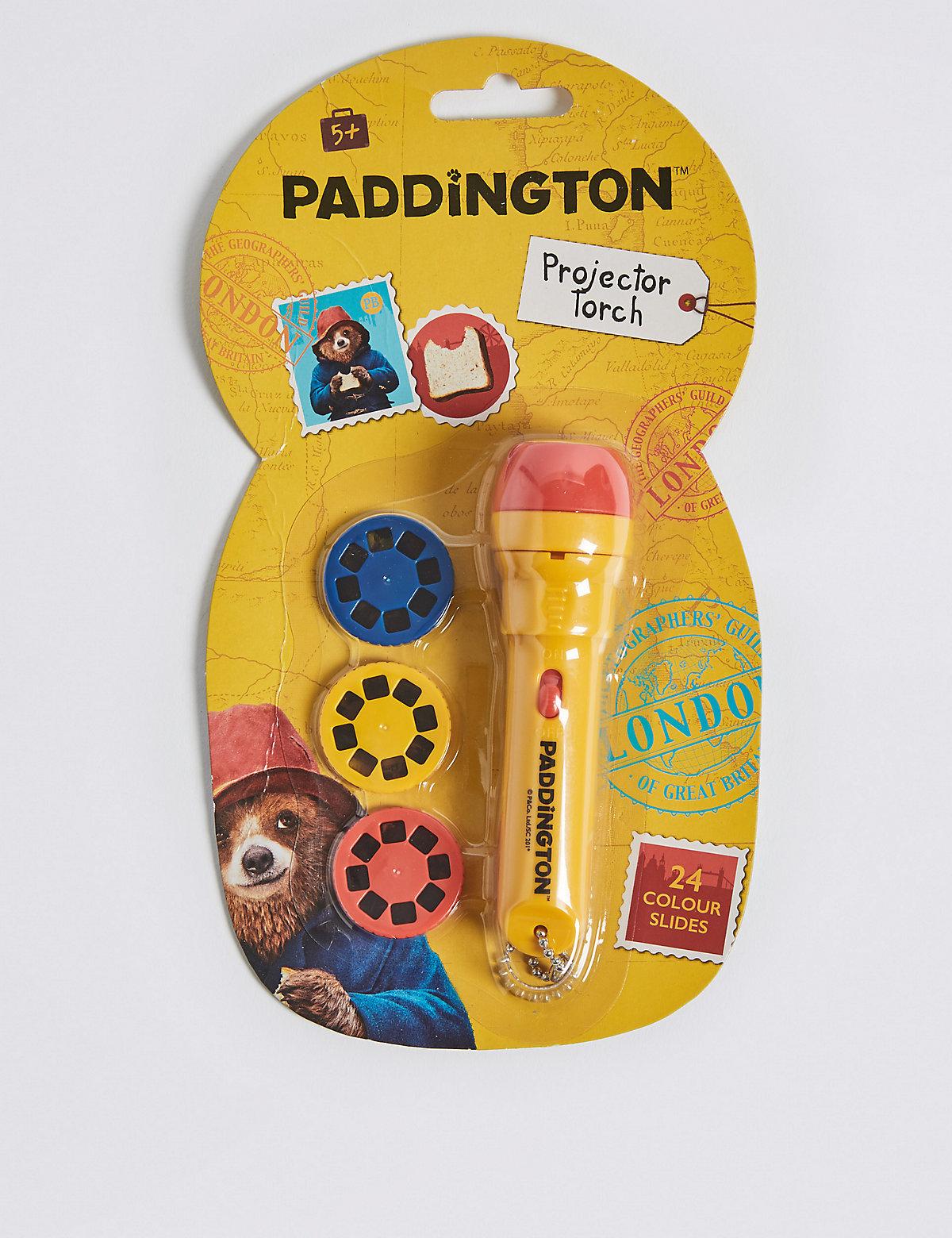 Paddington Projector Torch