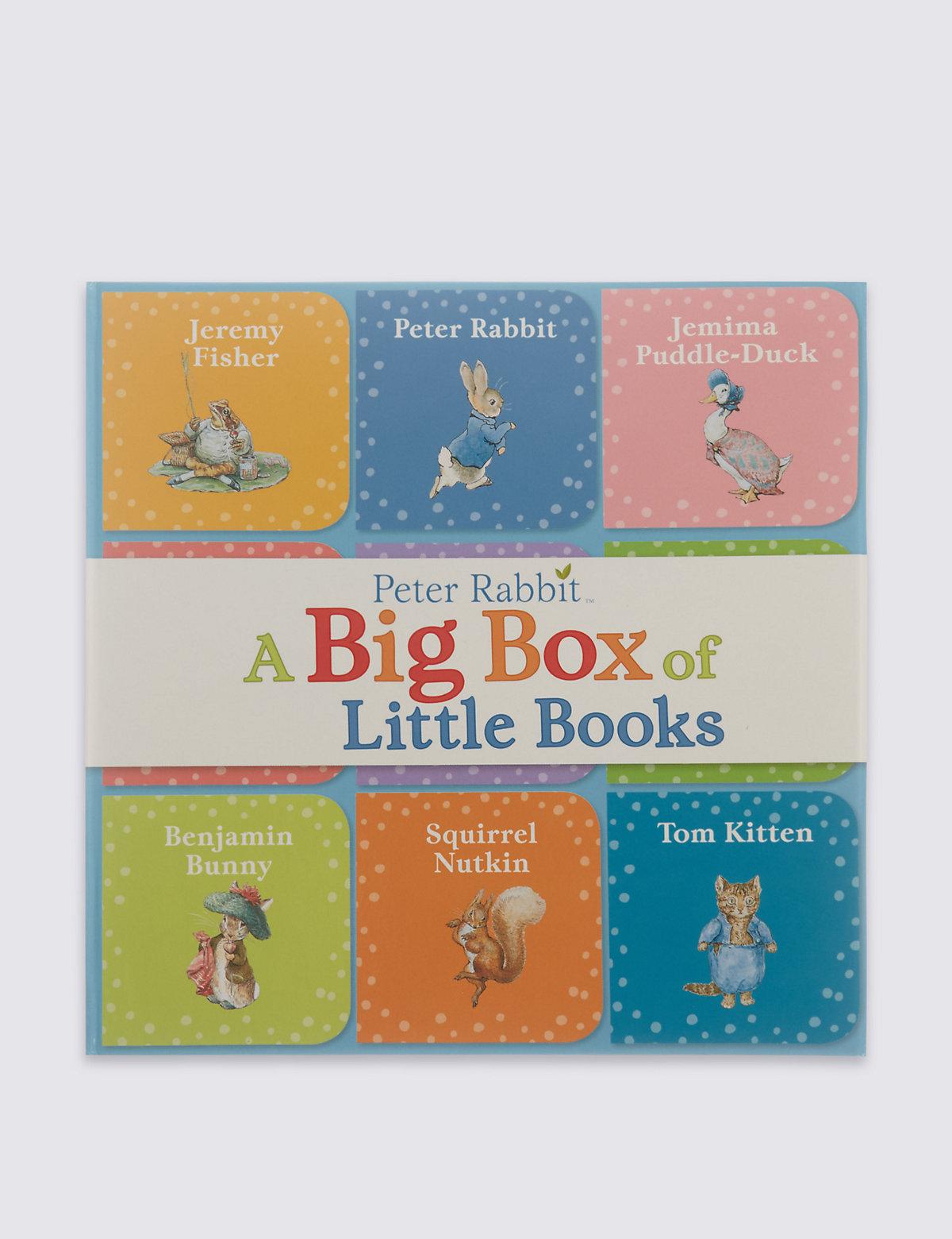 Peter Rabbit A Big Box of Little Books