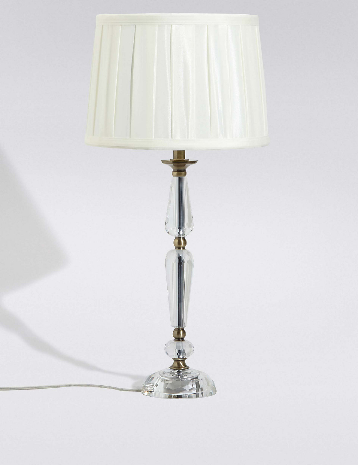 Marks and spencer polly table lamp for Table lamp marks and spencer