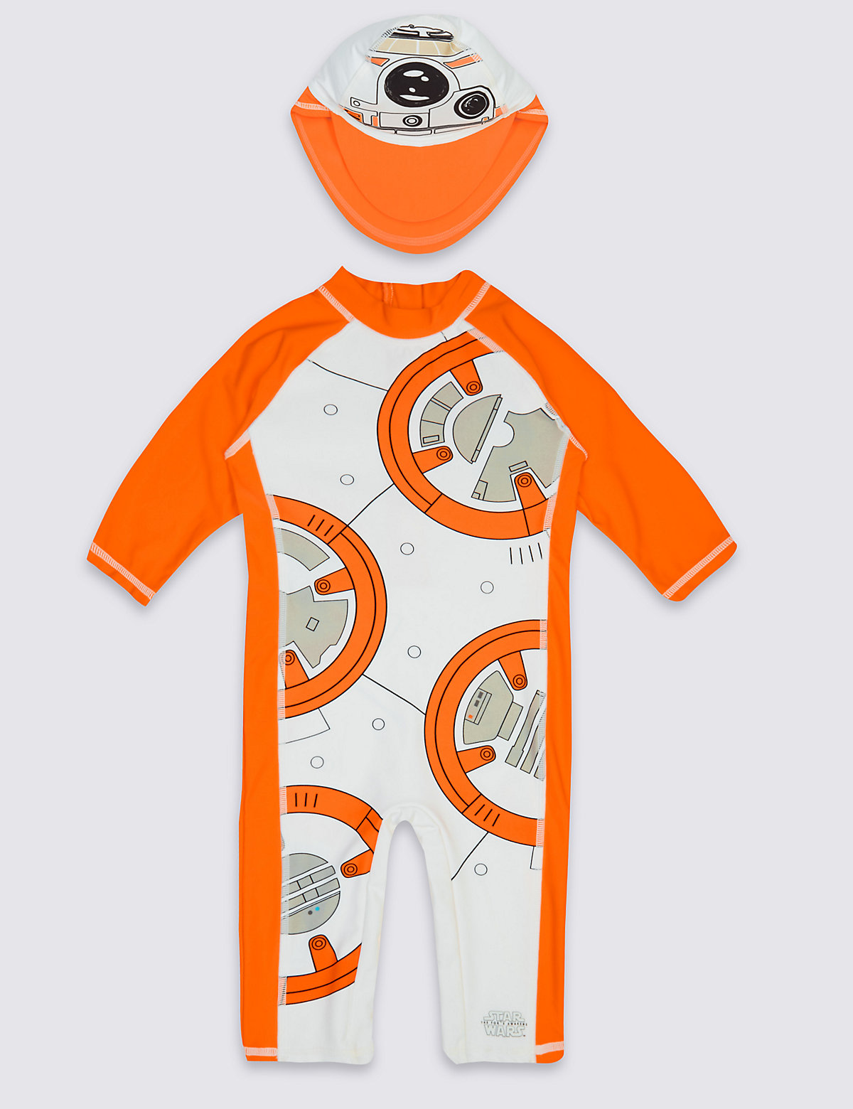 2 Piece Star Wars Swim Outfit (0-5 Years)