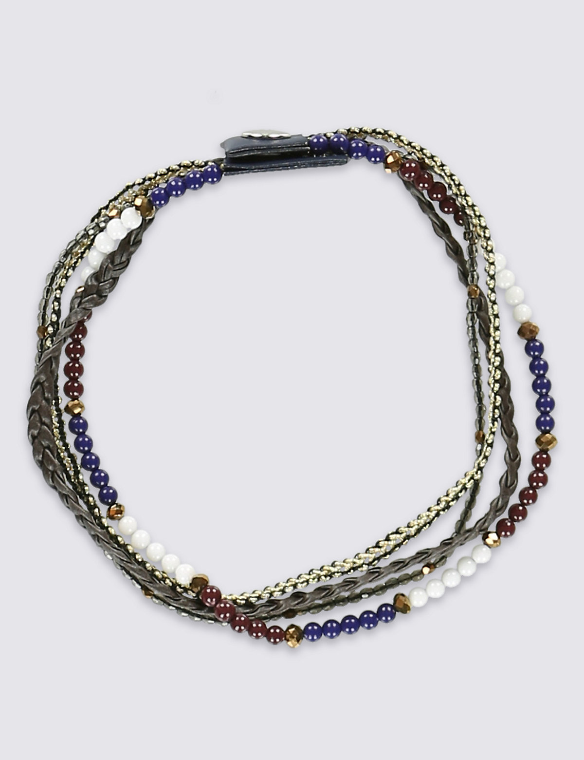 Twiggy for M&S Collection Wrap Bead Bracelet