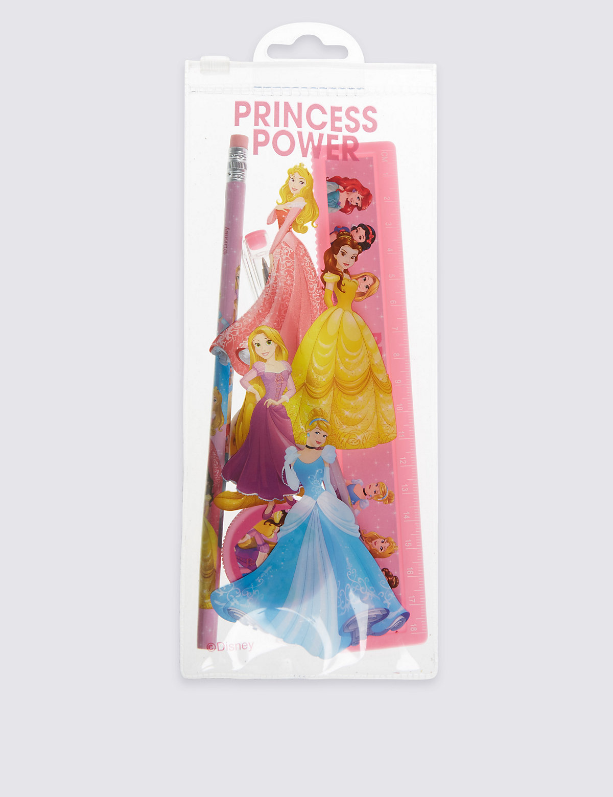 Kids Princess Stationery Set