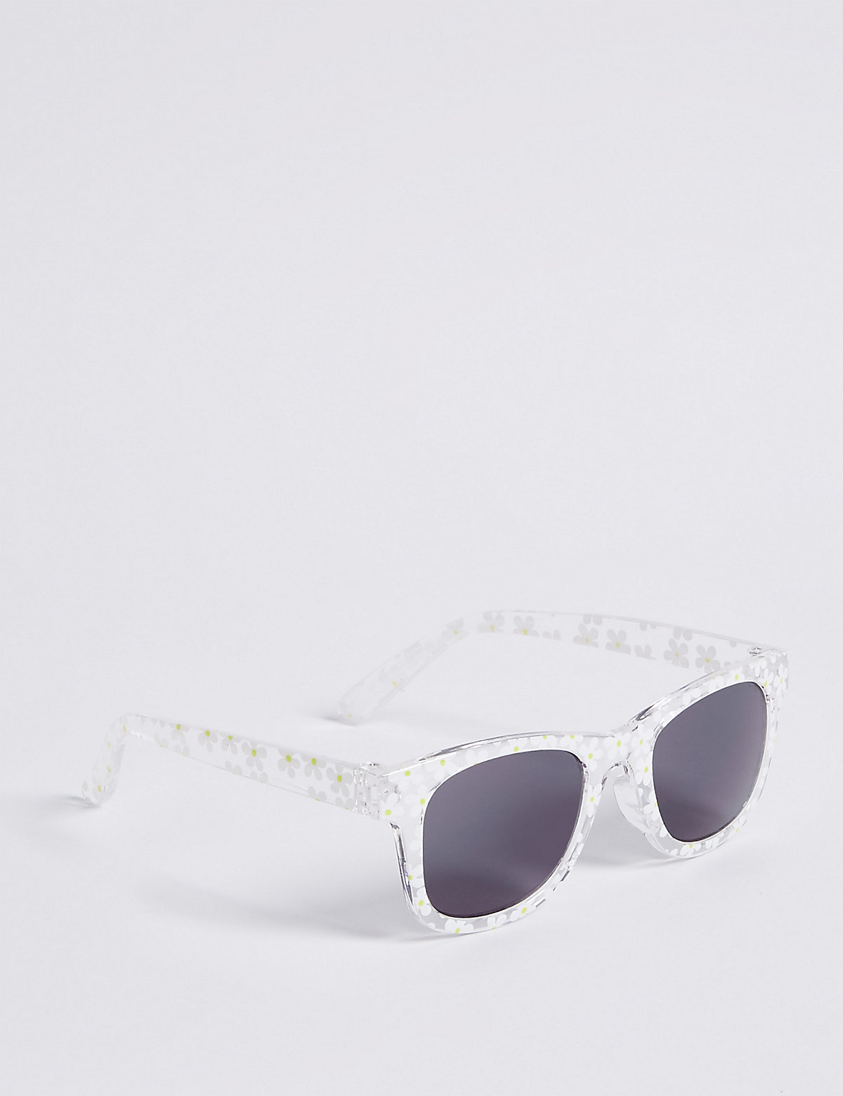 Image of Youngers' Daisy Floral Print Sunglasses