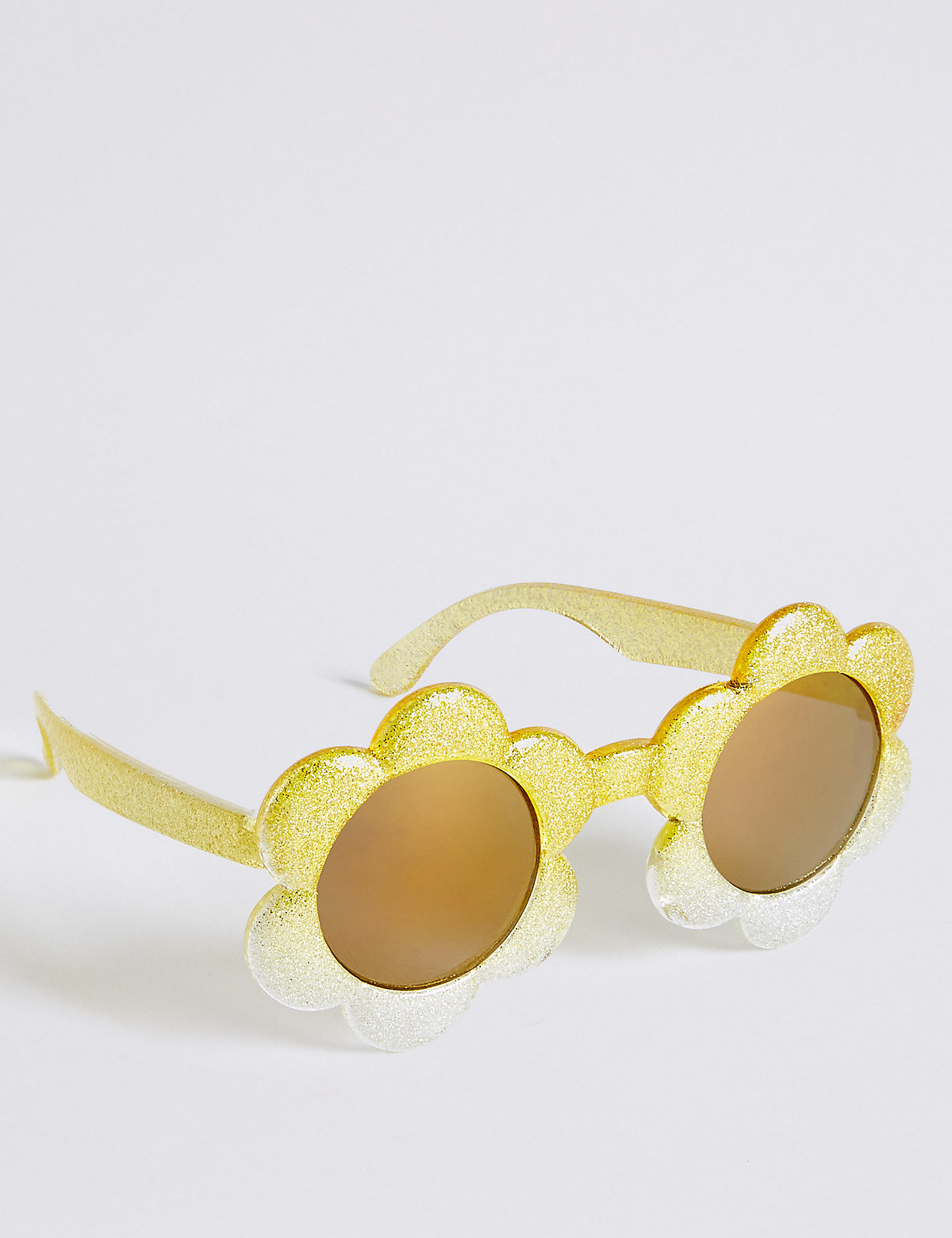 Image of Youngers' Novelty Floral Sunglasses
