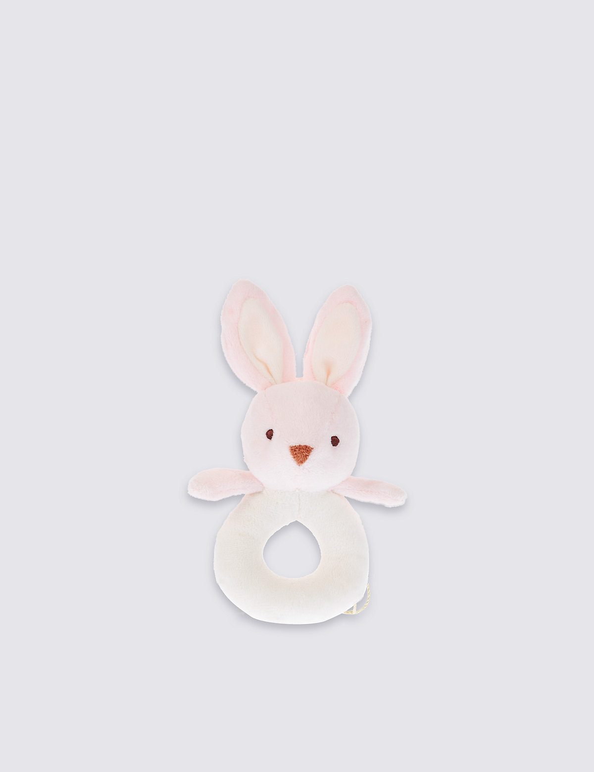 Rabbit Ring Rattle