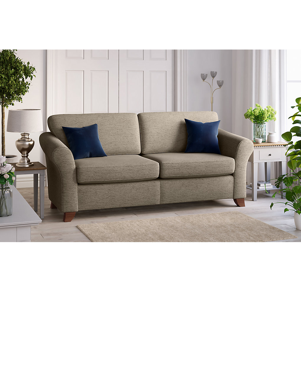 Large sofa bed large sofa bed eo furniture thesofa Large couch bed