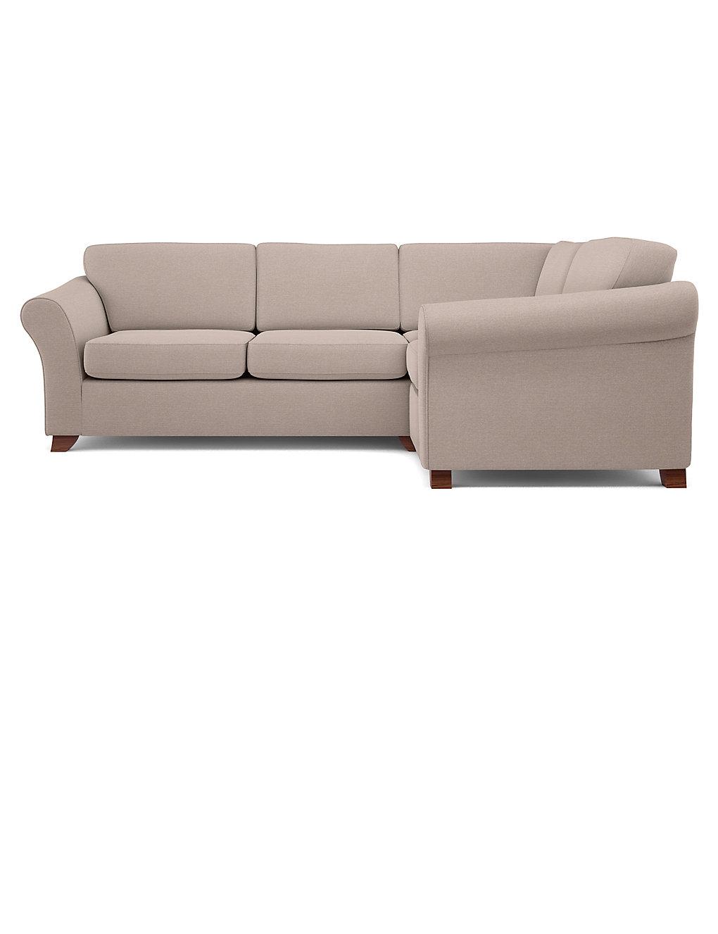 Small Corner Sofa Part - 36: Abbey Small Corner Sofa (Right-Hand)