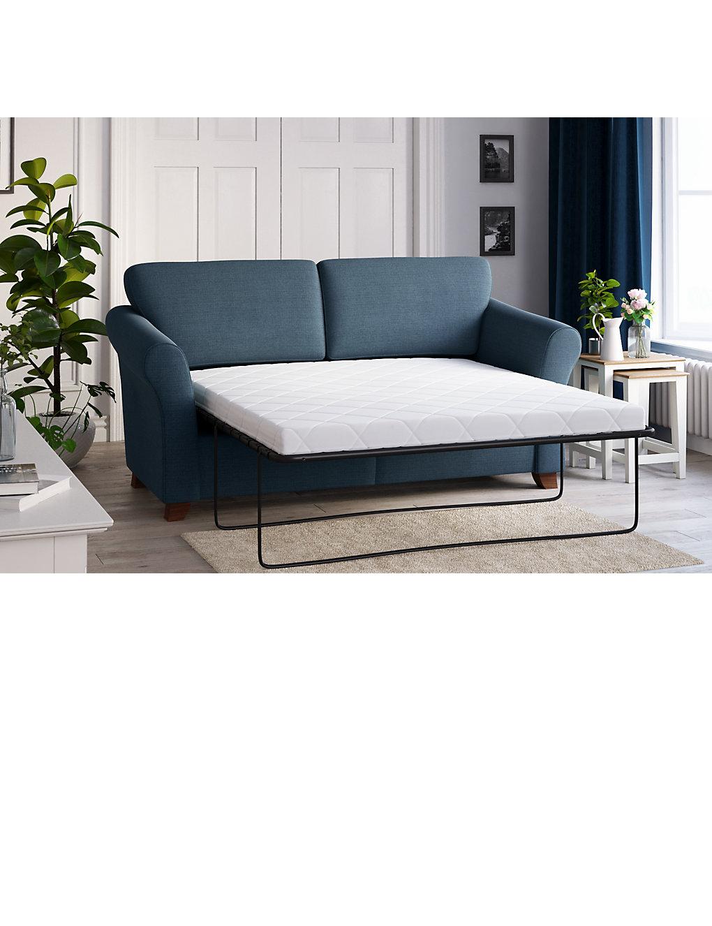 Abbey Medium Sofa Bed Sprung M S